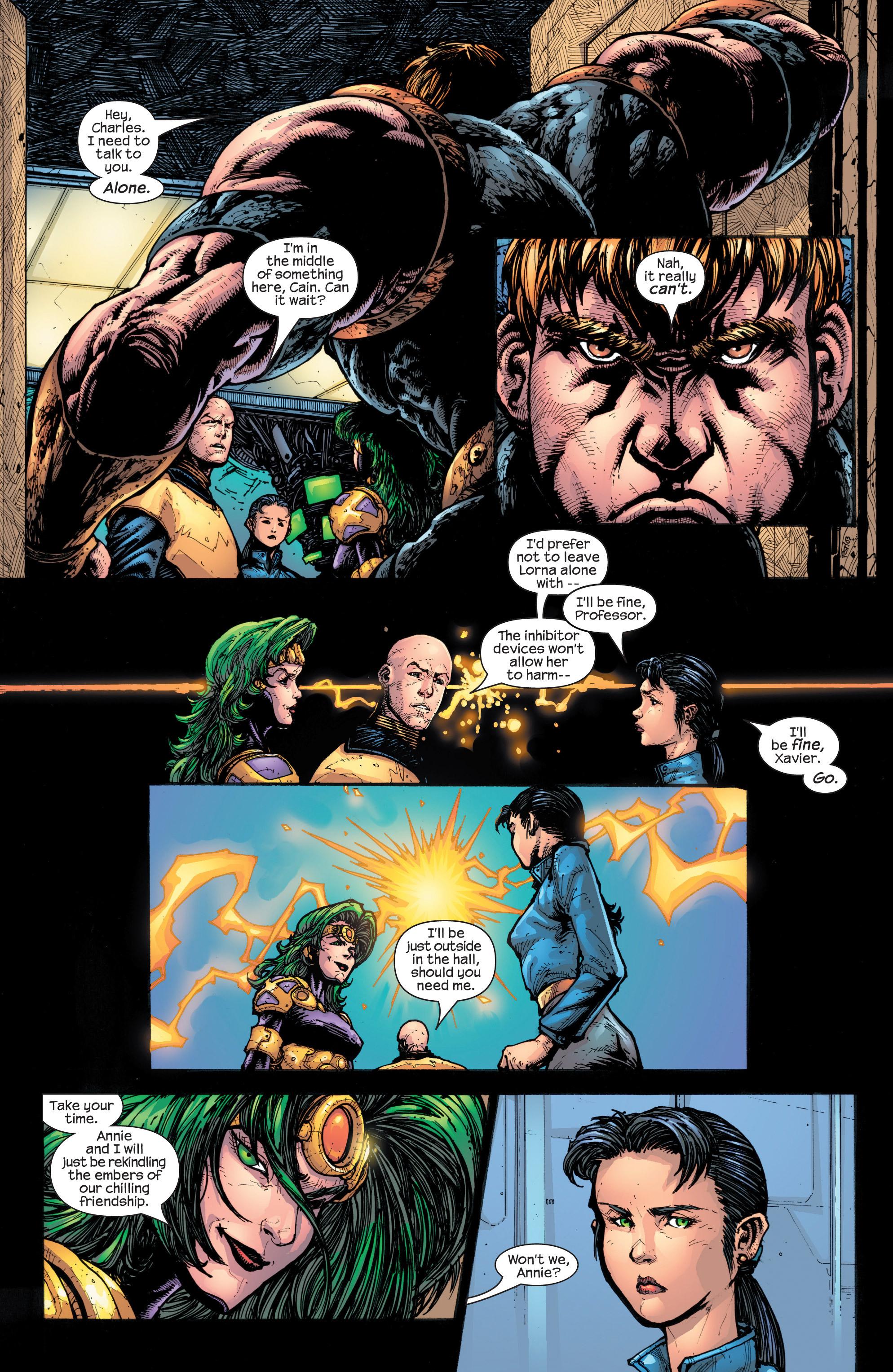 Read online Uncanny X-Men (1963) comic -  Issue #429 - 17