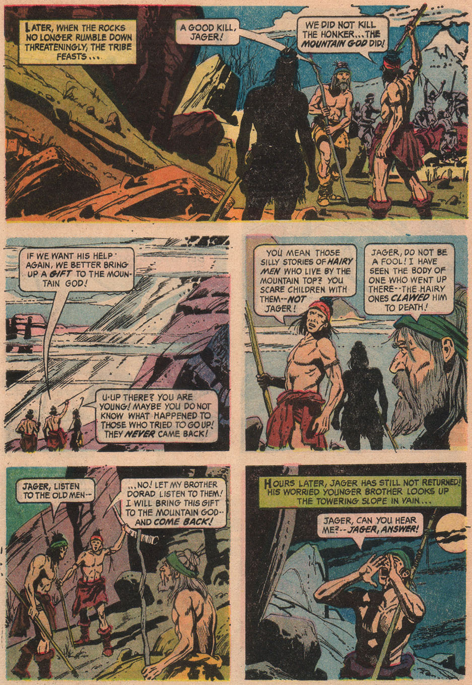 Read online Turok, Son of Stone comic -  Issue #48 - 5