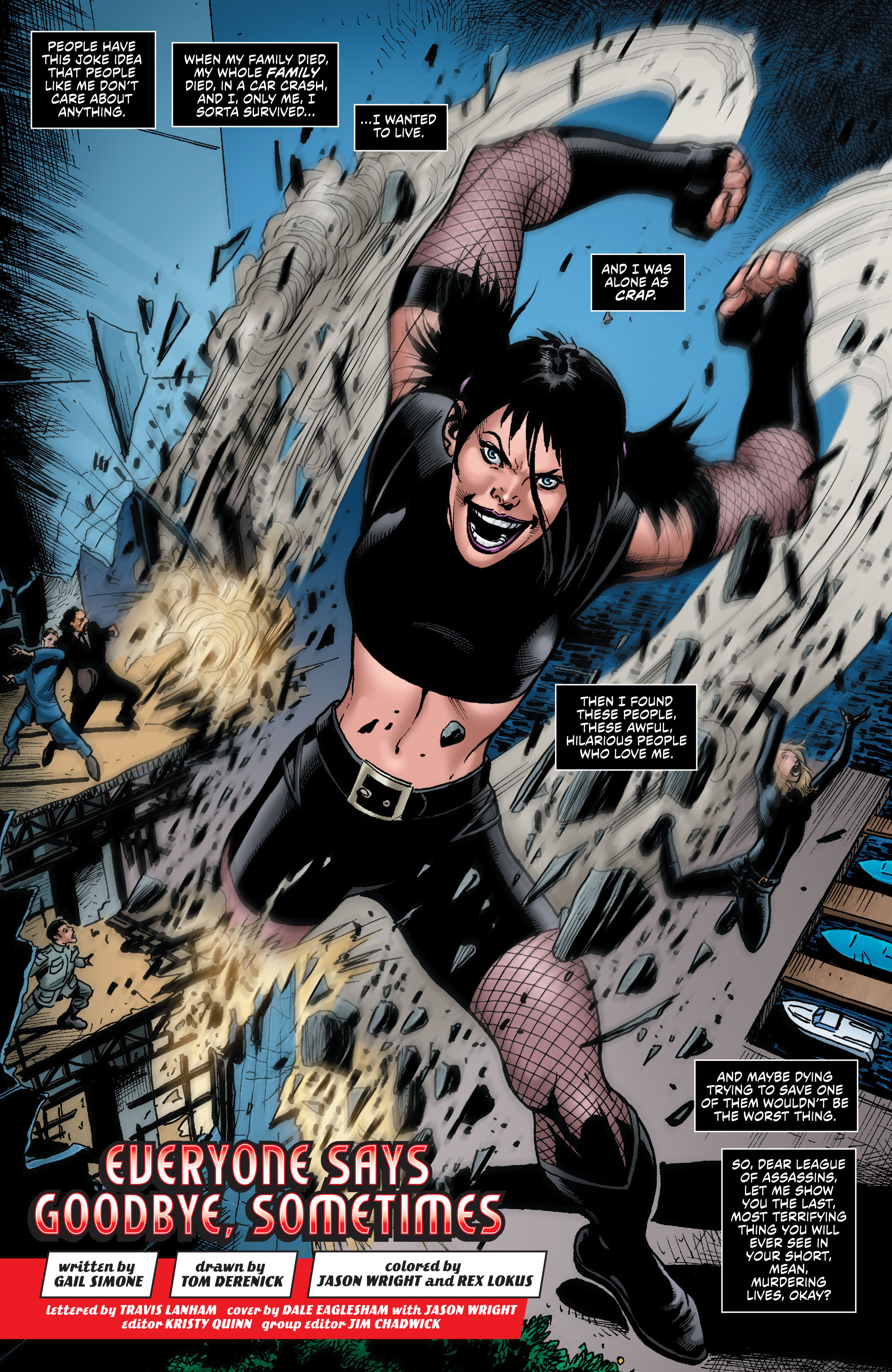 Read online Secret Six (2015) comic -  Issue #14 - 4