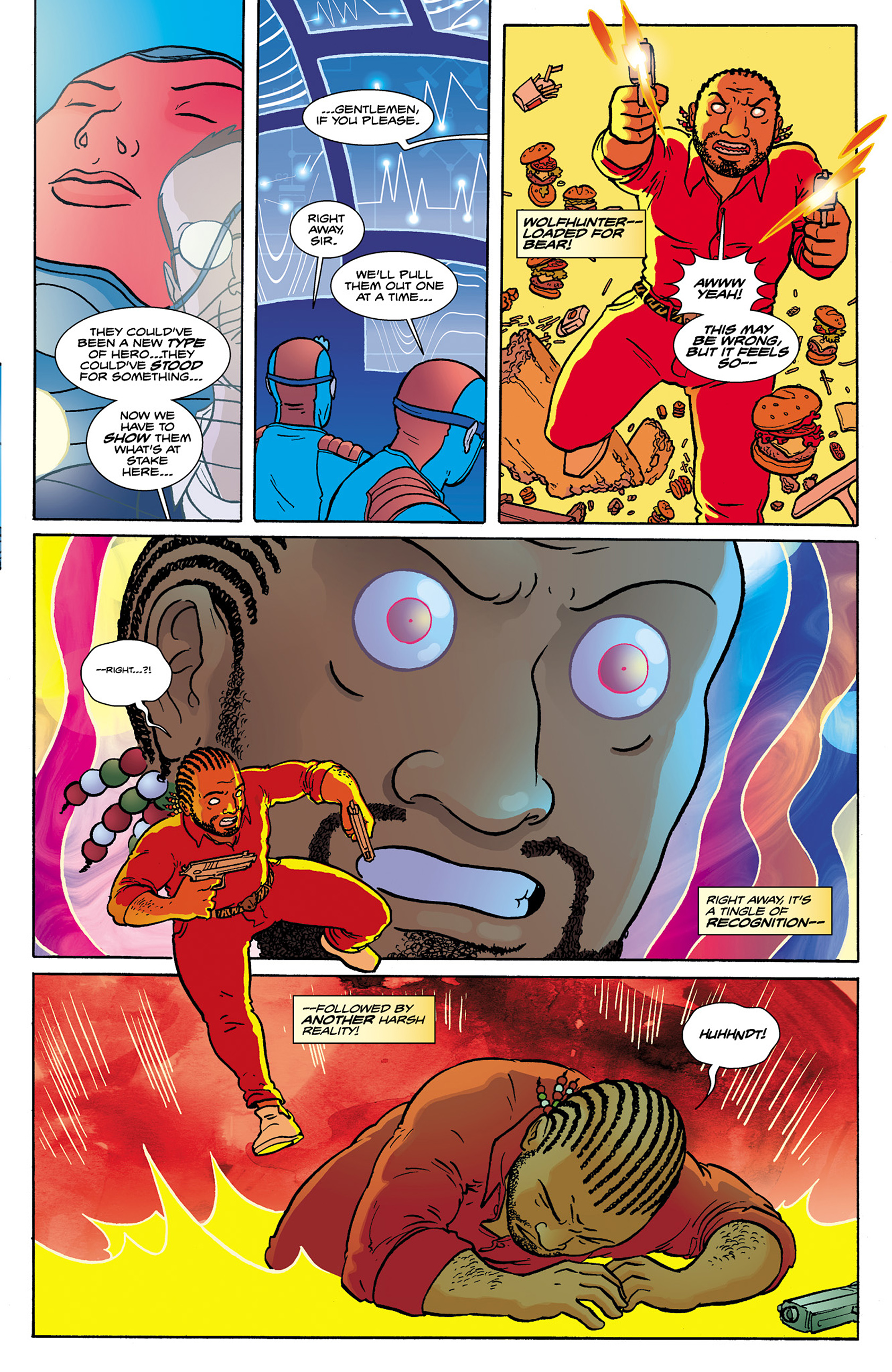 Read online Catalyst Comix comic -  Issue #8 - 12