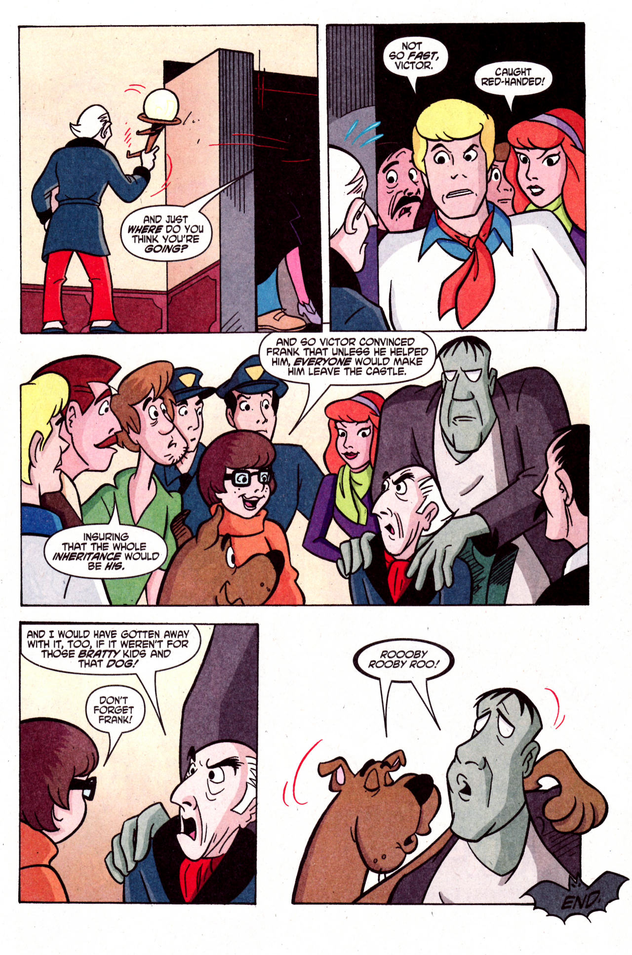 Read online Scooby-Doo (1997) comic -  Issue #127 - 9