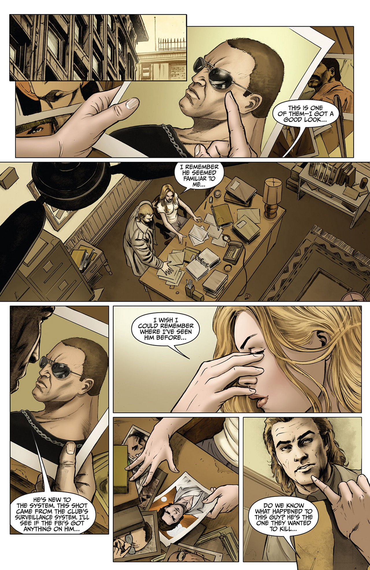 Read online Athena comic -  Issue #2 - 16