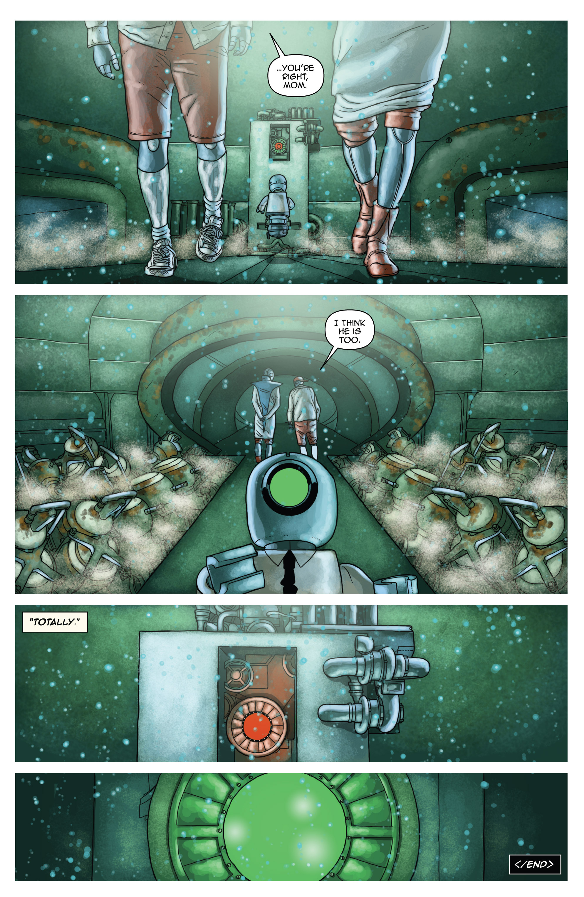 Read online D4VEocracy comic -  Issue #4 - 26