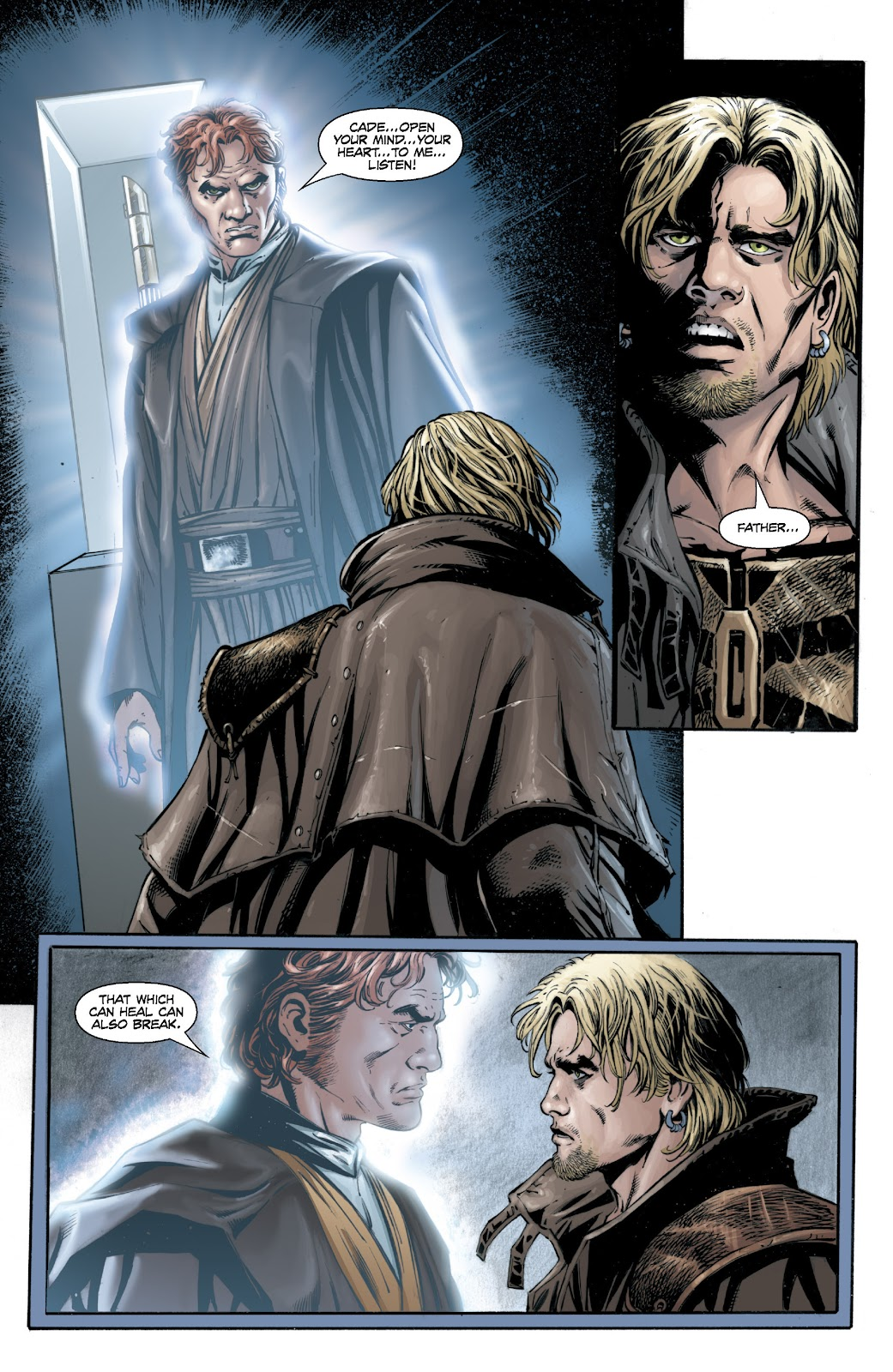 Read online Star Wars Legends: Legacy - Epic Collection comic -  Issue # TPB 1 (Part 5) - 34