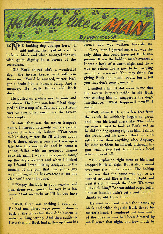 Read online Sensation (Mystery) Comics comic -  Issue #66 - 39
