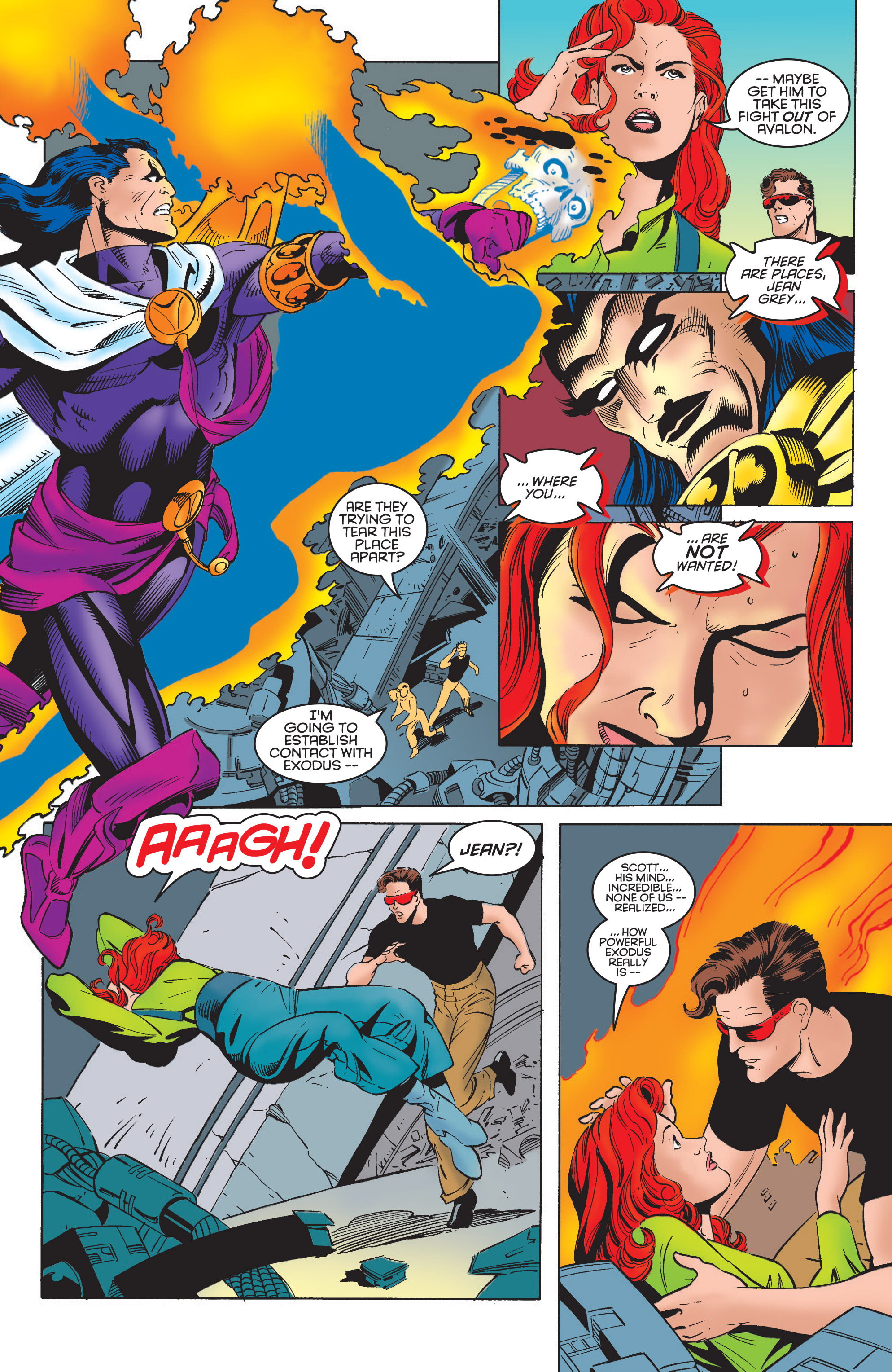 X-Men (1991) 43 Page 7