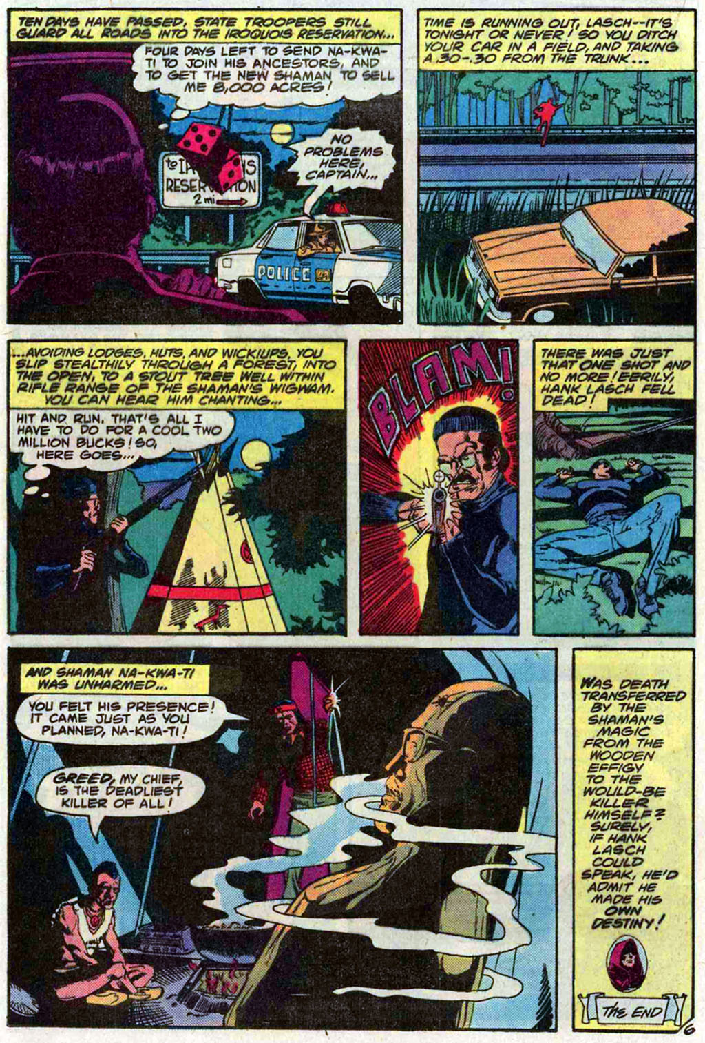 Read online Secrets of Haunted House comic -  Issue #37 - 20