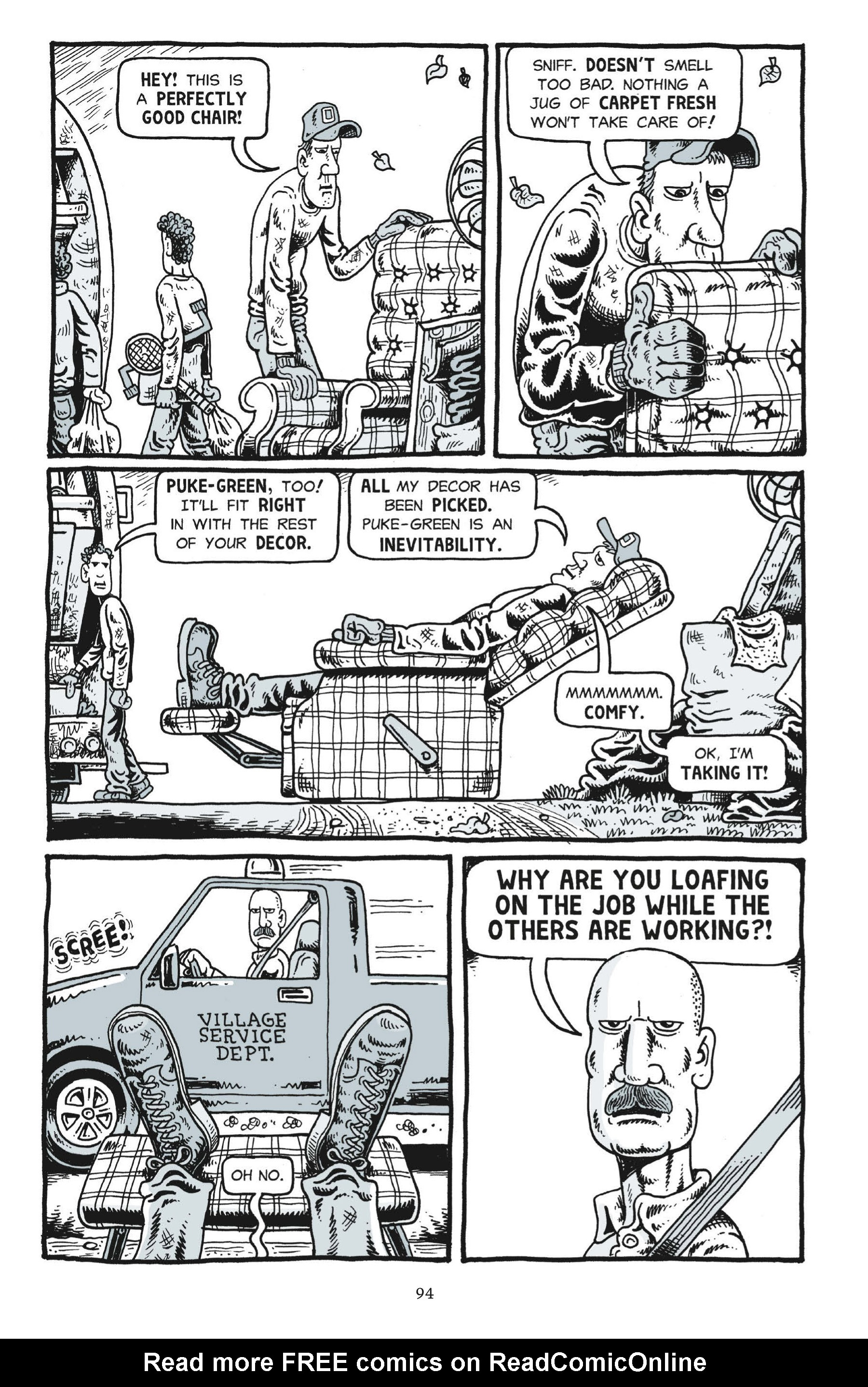 Read online Trashed comic -  Issue # Full - 93