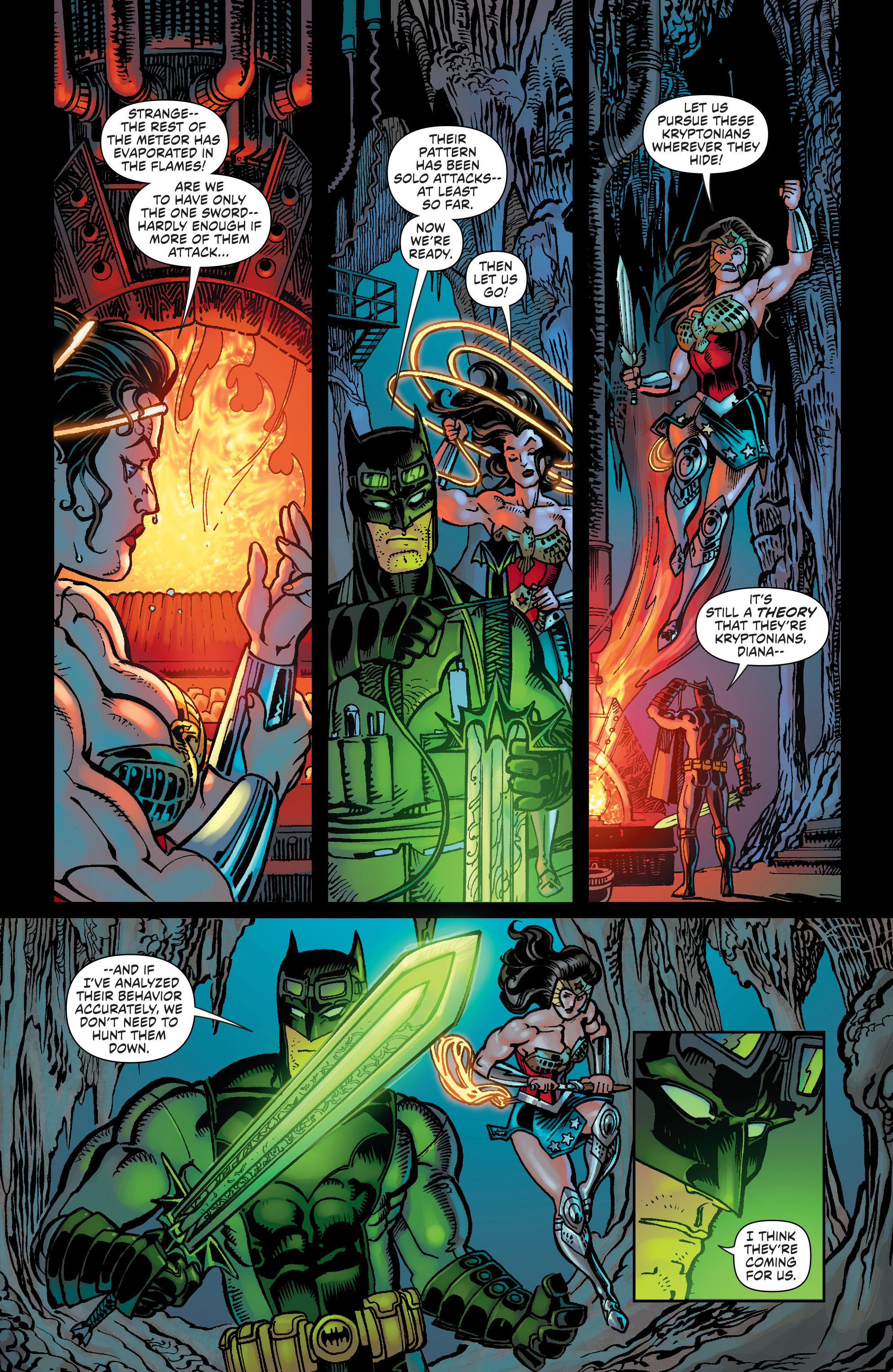 Read online Worlds' Finest comic -  Issue #32 - 5