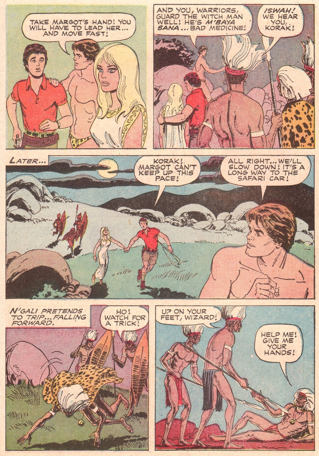 Korak, Son of Tarzan (1964) issue 38 - Page 10