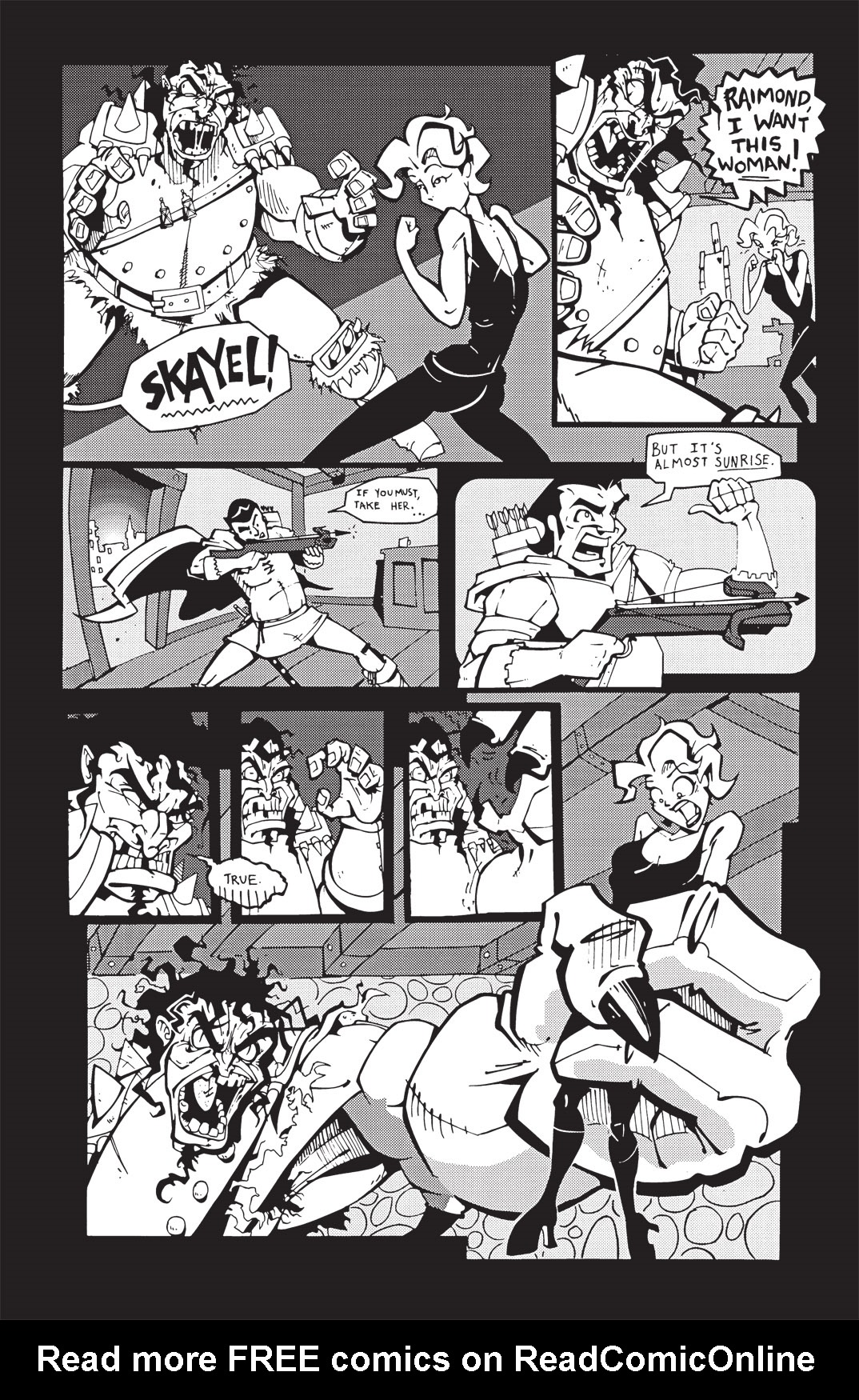 Read online Scud: The Disposable Assassin: The Whole Shebang comic -  Issue # TPB (Part 3) - 47