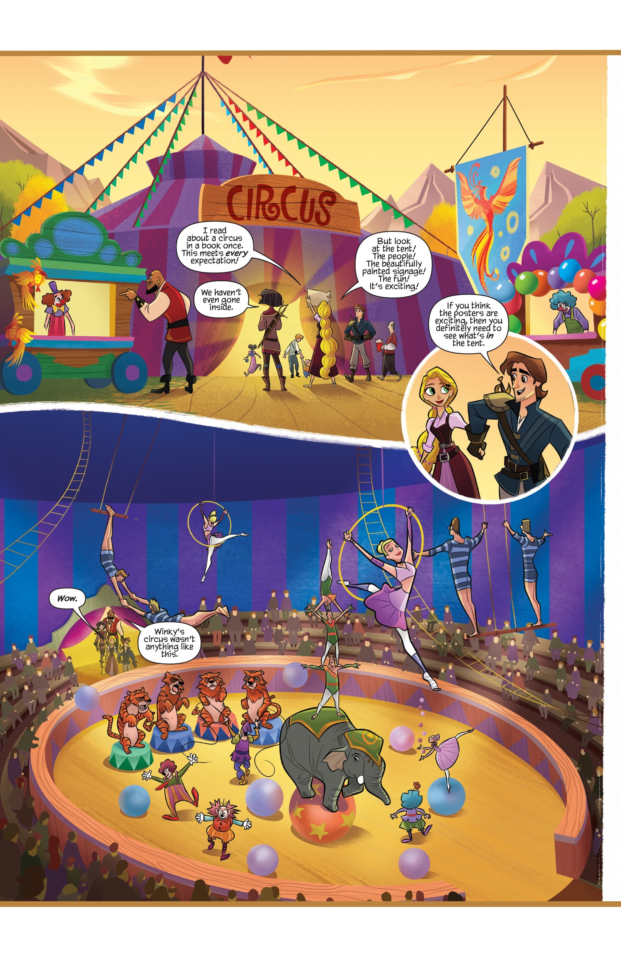Tangled: The Series: Hair and Now 2 Page 3