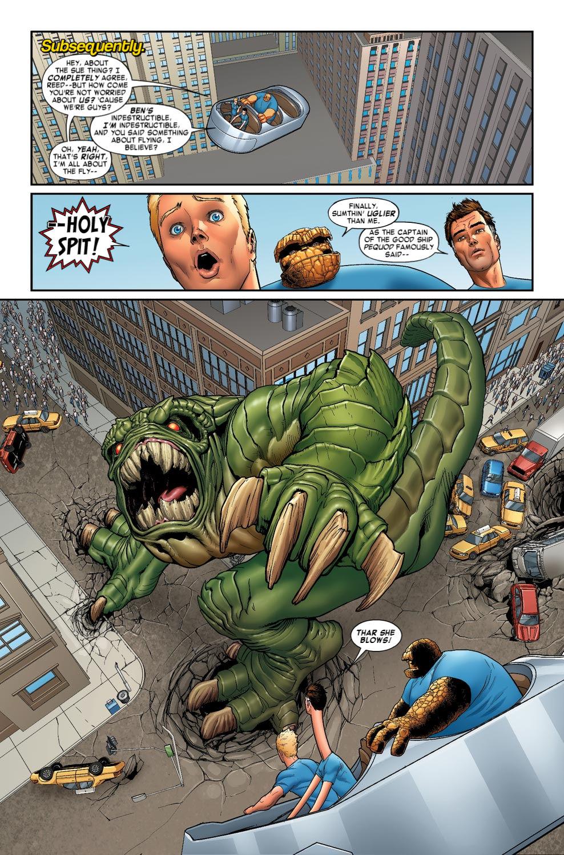 Read online Fantastic Four: Season One comic -  Issue # TPB - 40