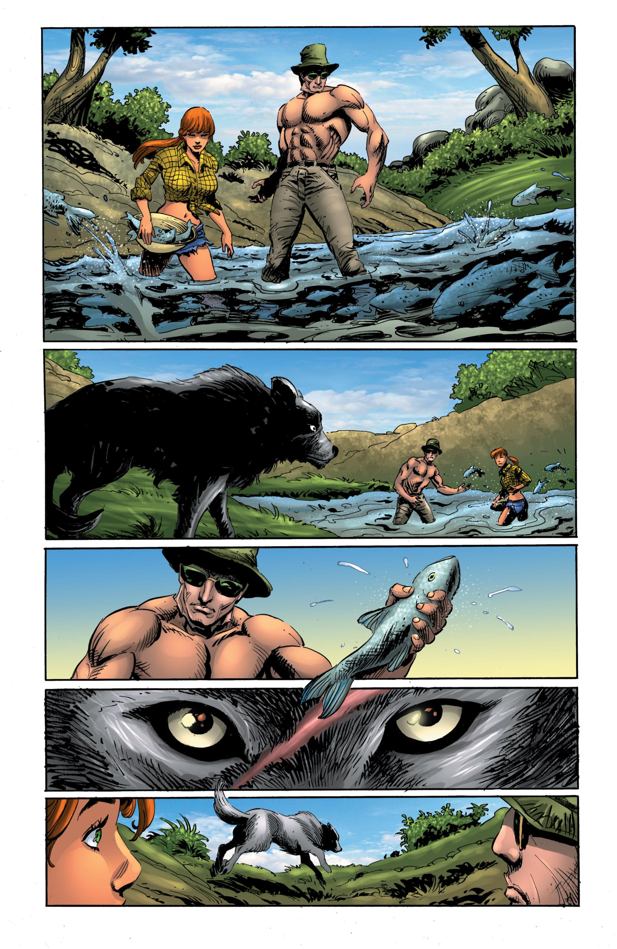 G.I. Joe: A Real American Hero 192 Page 11
