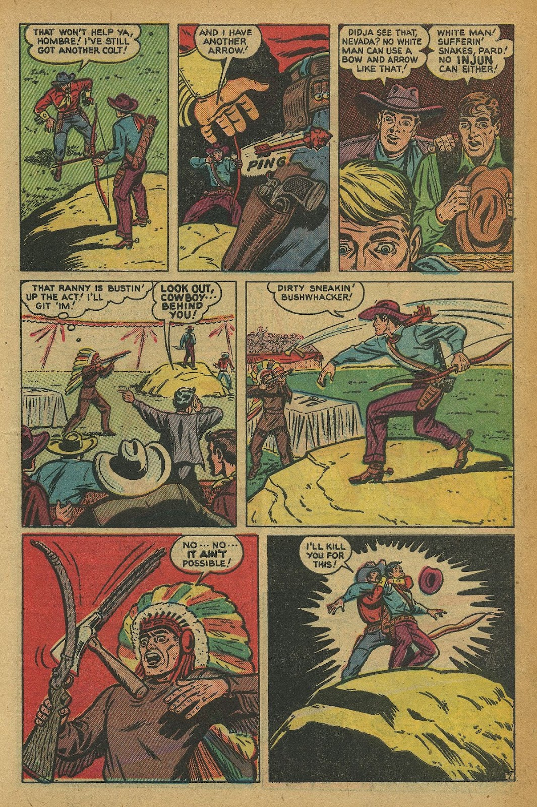Apache Kid issue 3 - Page 9