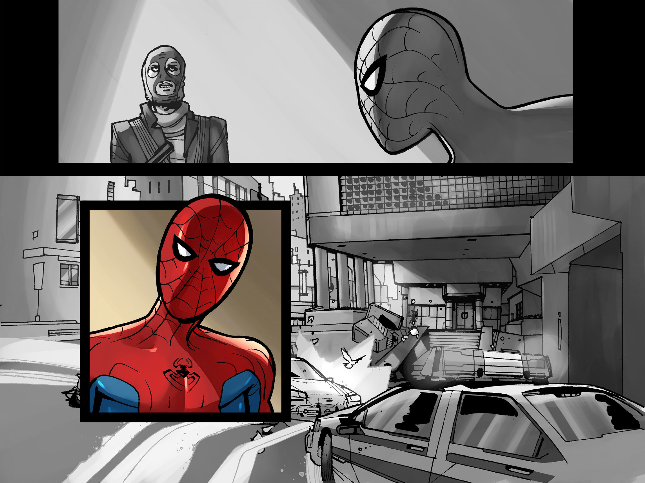 Read online Amazing Spider-Man: Who Am I? comic -  Issue # Full (Part 1) - 22