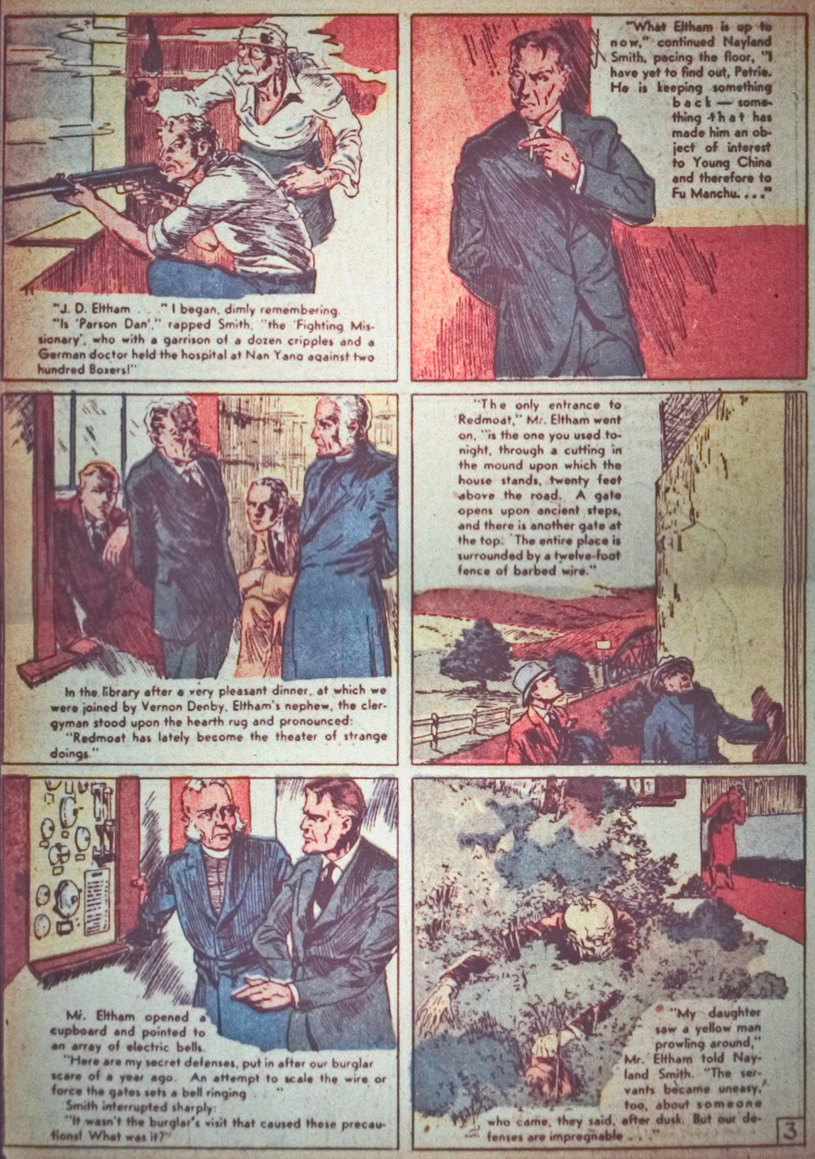 Read online Detective Comics (1937) comic -  Issue #26 - 44
