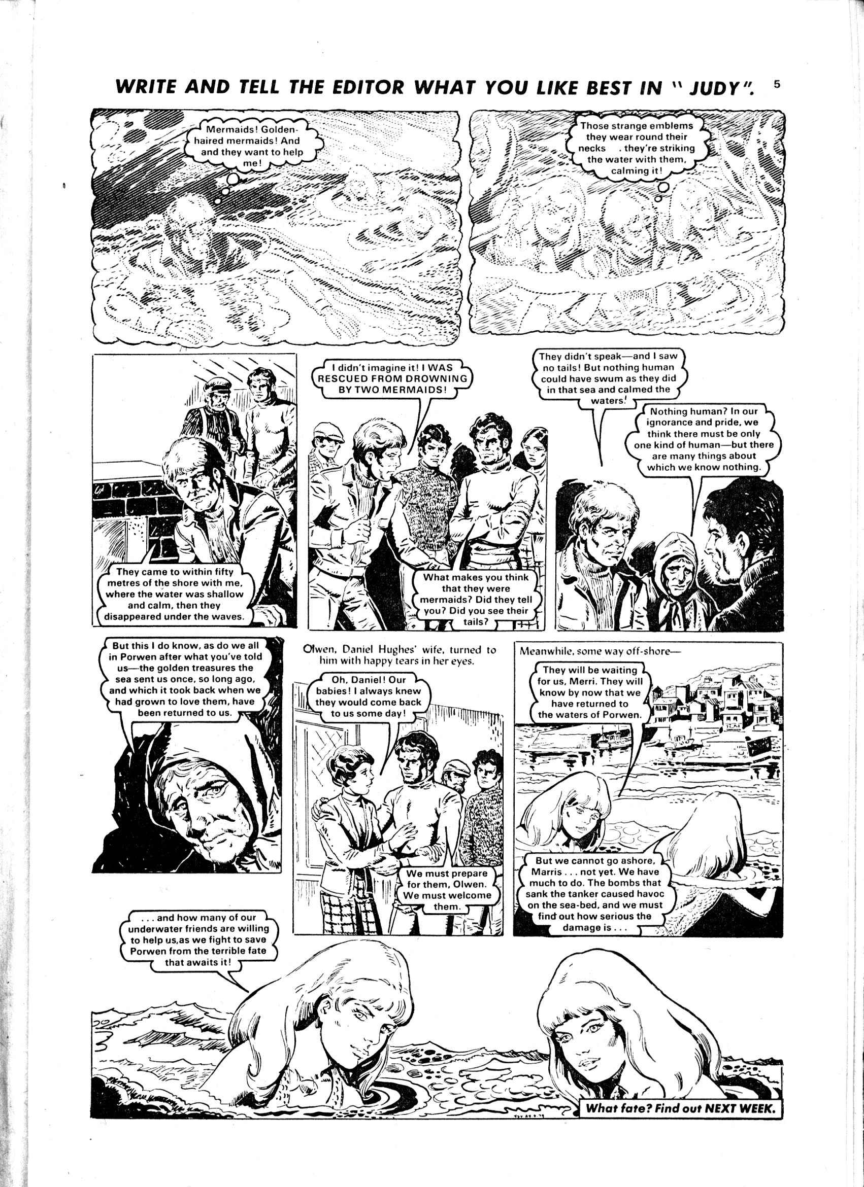 Read online Judy comic -  Issue #24 - 5