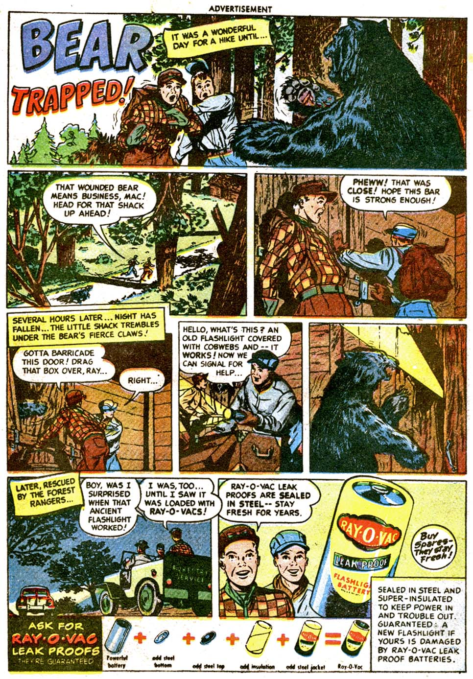 The Adventures of Bob Hope issue 1 - Page 29