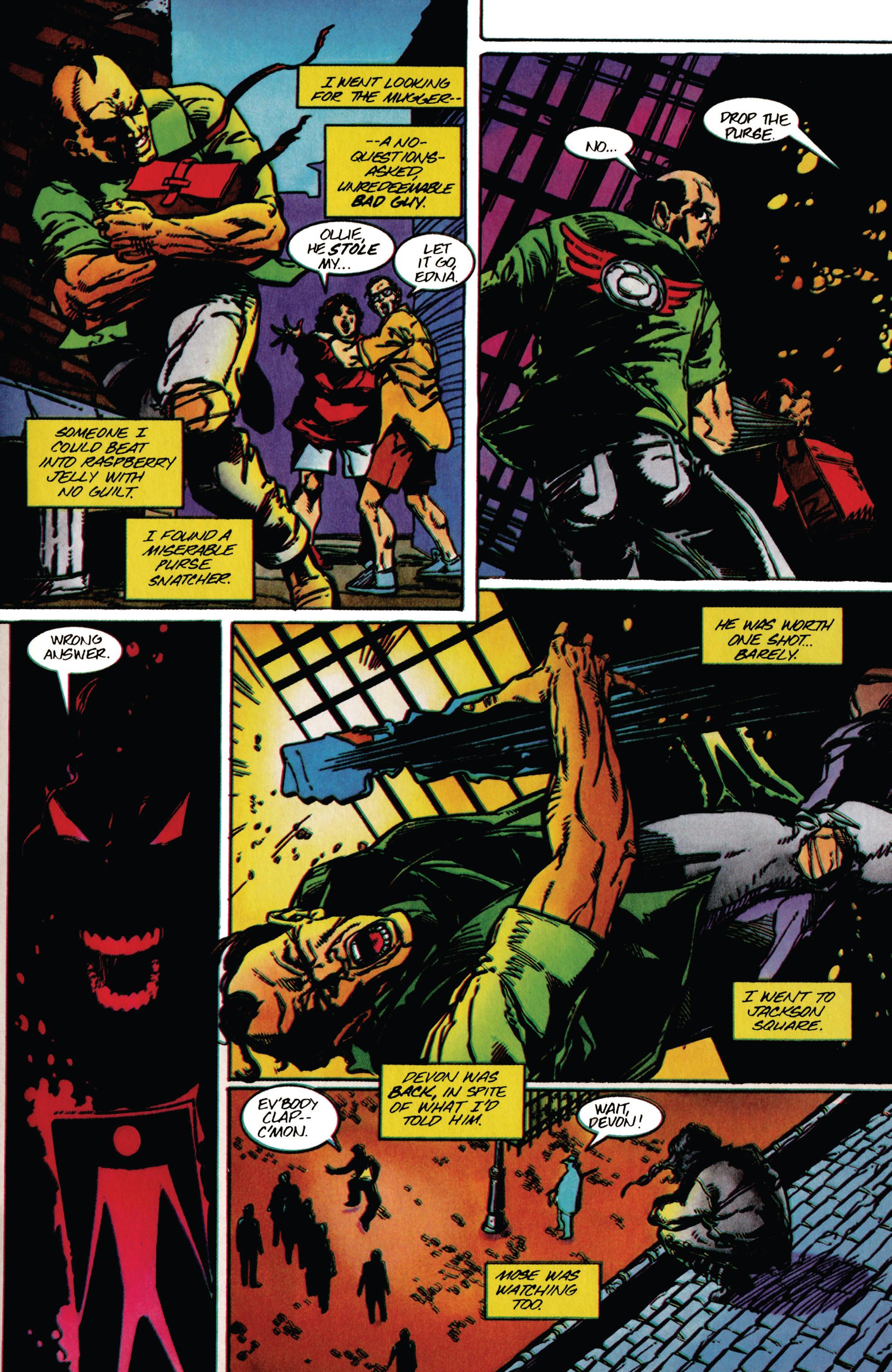 Read online Shadowman (1992) comic -  Issue #39 - 10