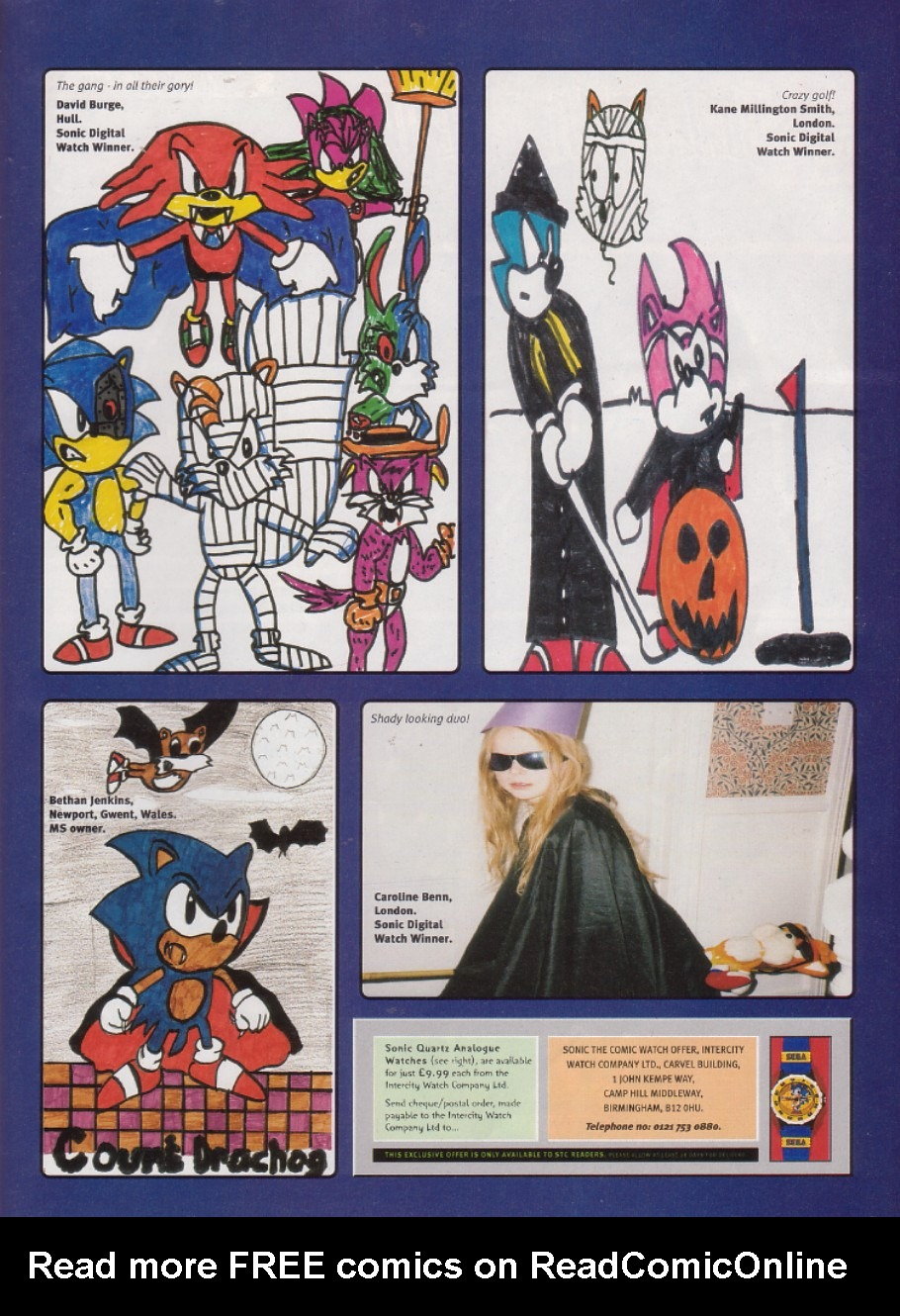 Read online Sonic the Comic comic -  Issue #141 - 15