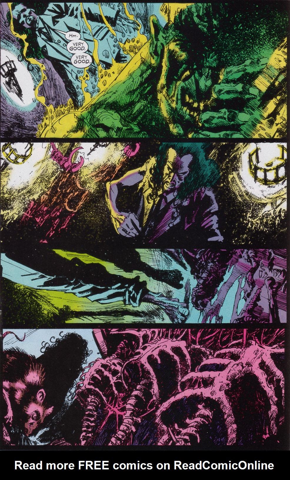 Read online Druid comic -  Issue #3 - 12