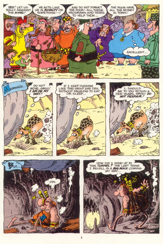 Read online Sergio Aragonés Groo the Wanderer comic -  Issue #119 - 5