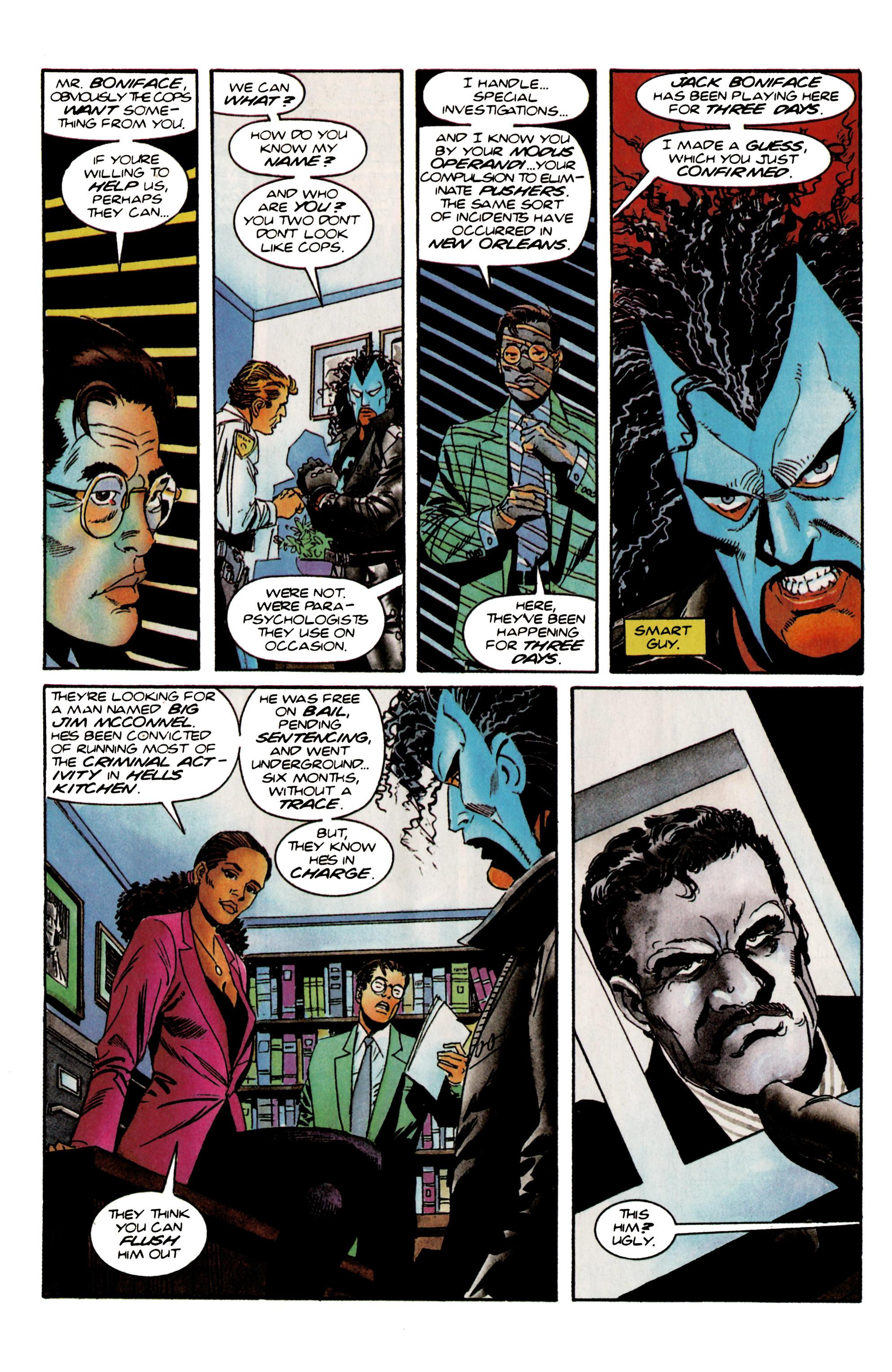 Read online Shadowman (1992) comic -  Issue #16 - 9