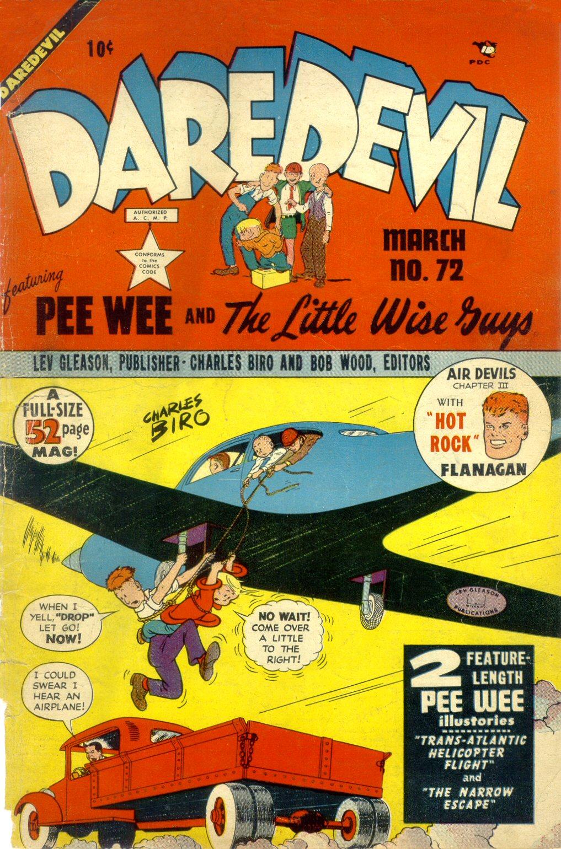 Daredevil (1941) 72 Page 1