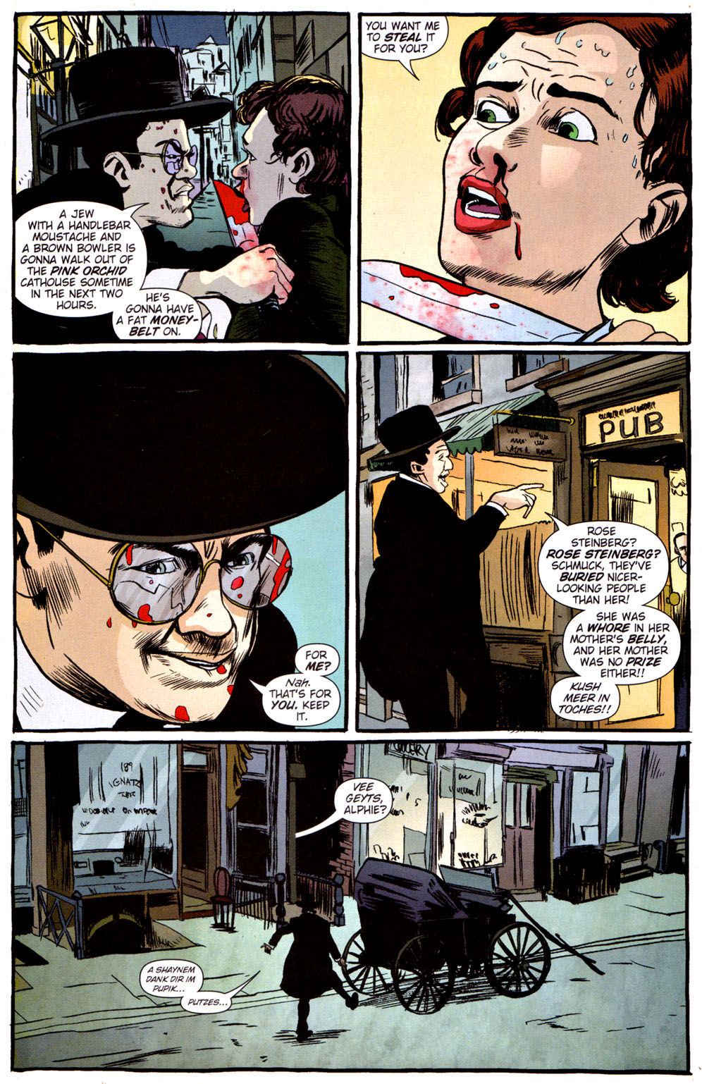 Read online Caper comic -  Issue #3 - 11