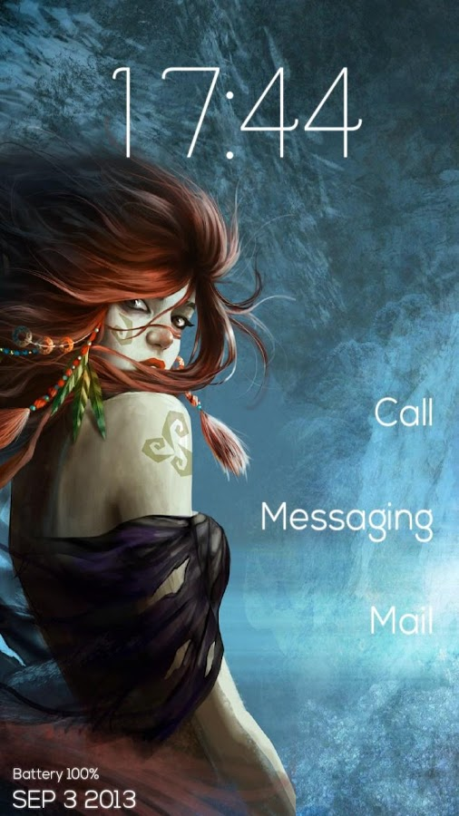 Sparky Lock Screen v0.99.6 APK Personalization Apps Free Download
