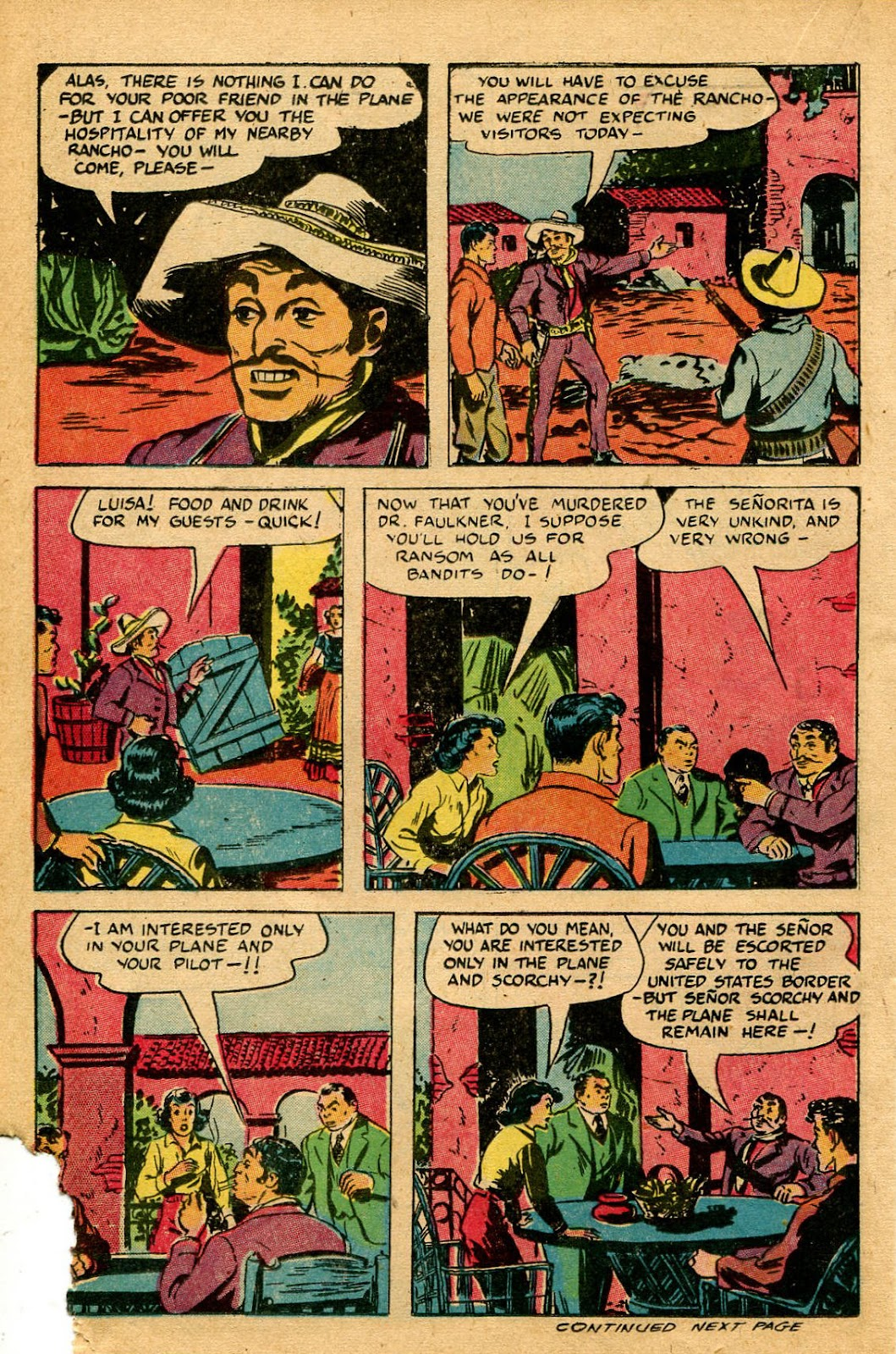 Read online Famous Funnies comic -  Issue #127 - 32