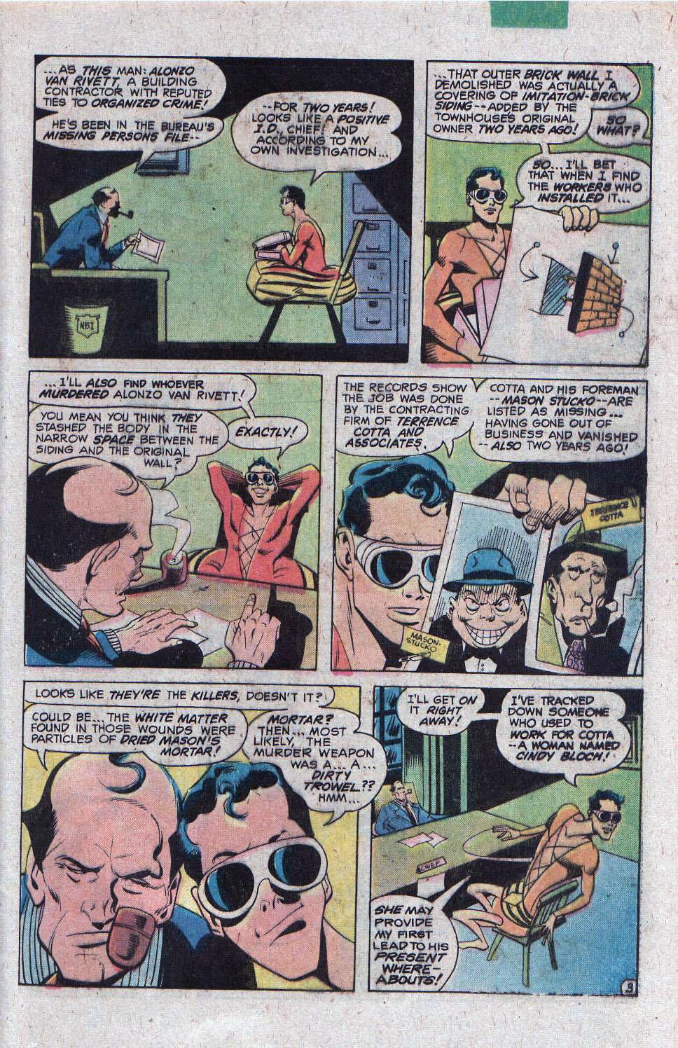 Read online Adventure Comics (1938) comic -  Issue #470 - 25