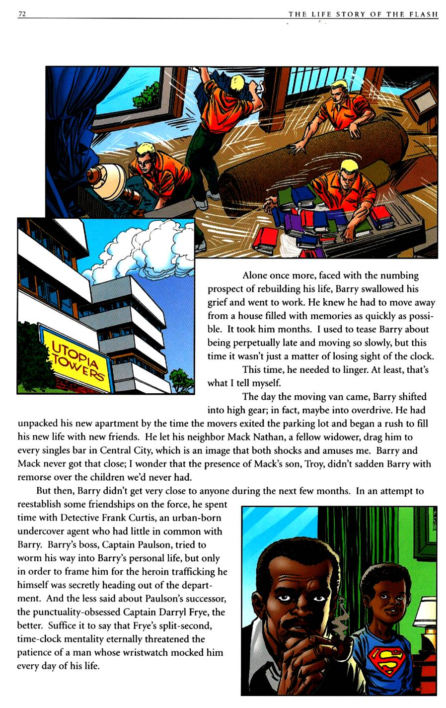 Read online The Life Story of the Flash comic -  Issue # Full - 74