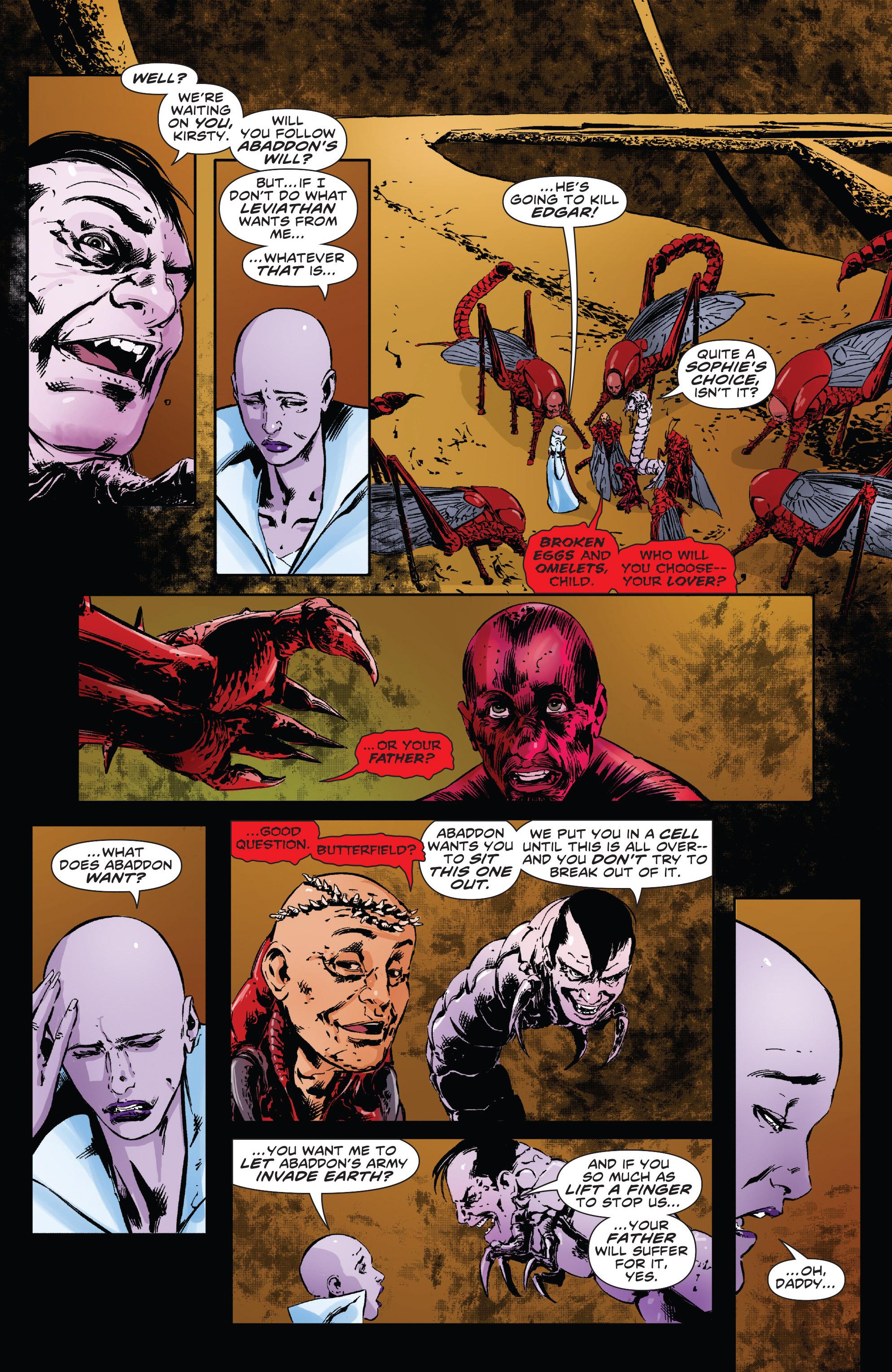 Read online Clive Barker's Hellraiser: The Dark Watch comic -  Issue # TPB 3 - 106