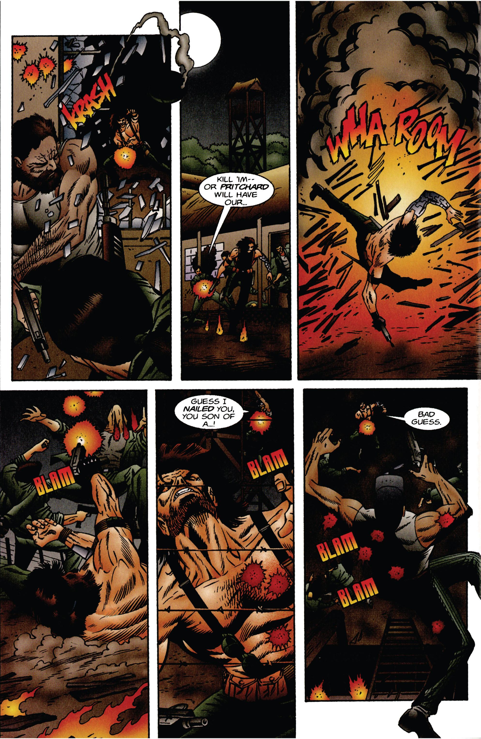 Read online Eternal Warrior (1992) comic -  Issue #40 - 20