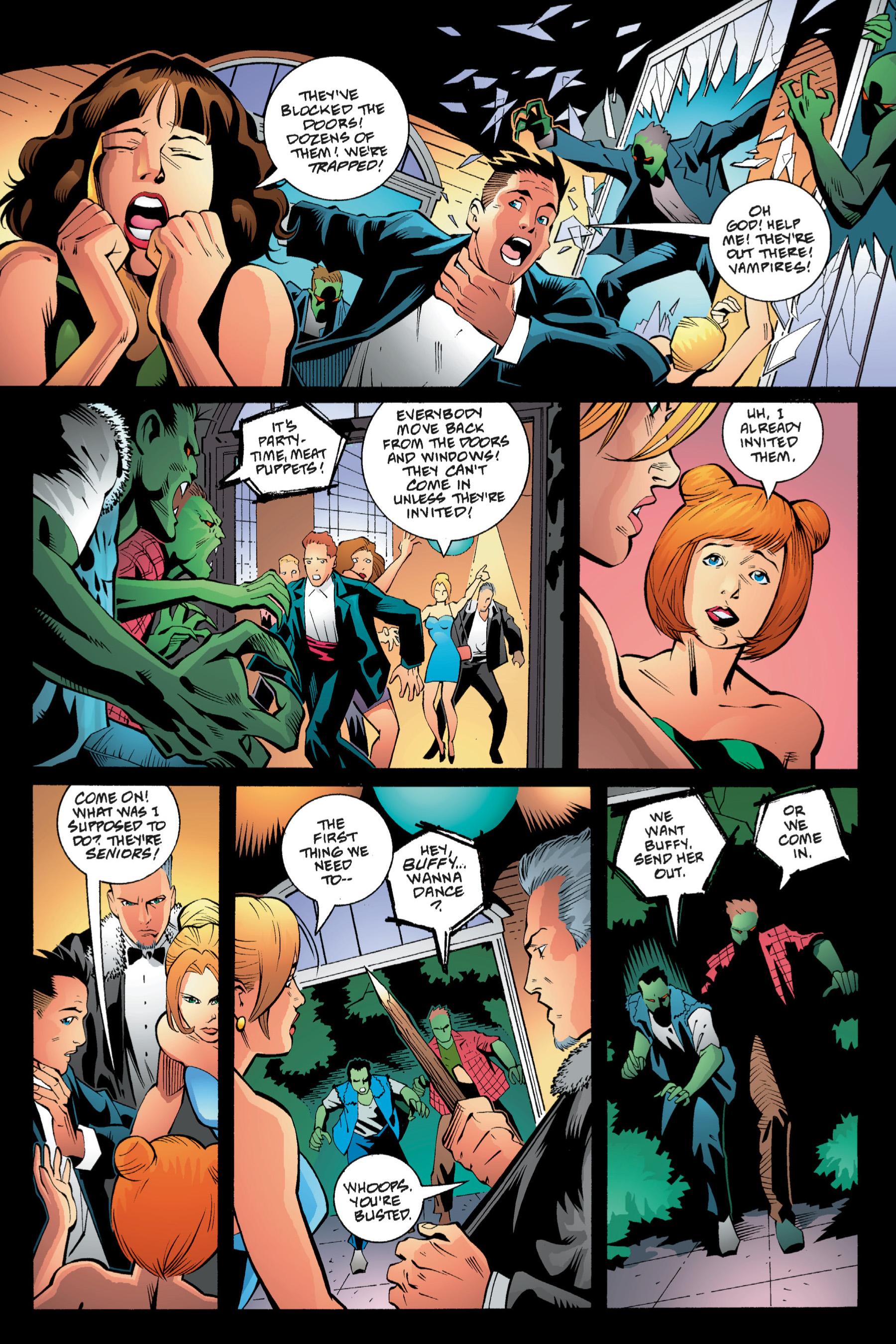 Read online Buffy the Vampire Slayer: Omnibus comic -  Issue # TPB 1 - 88
