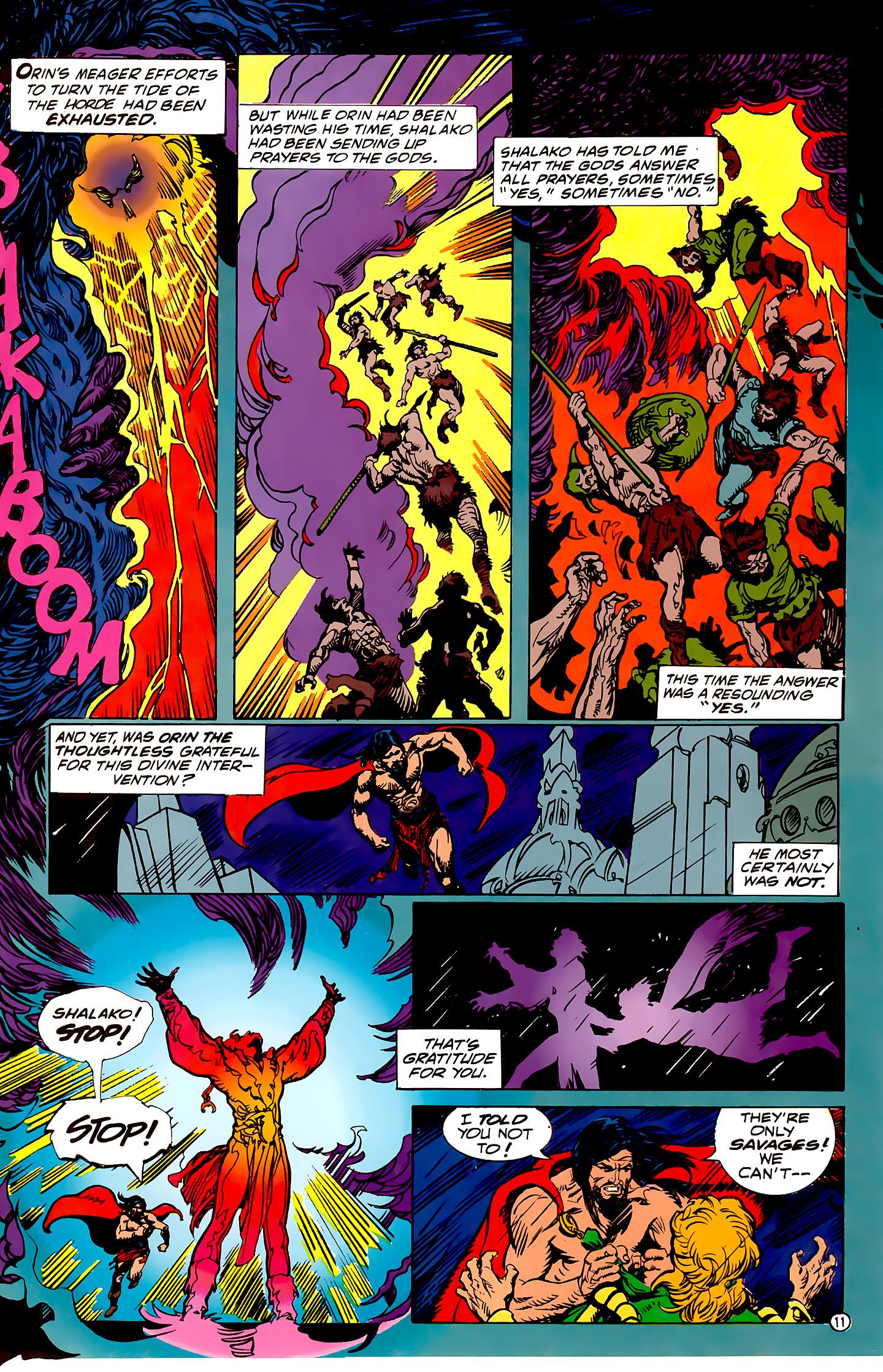 Read online Atlantis Chronicles comic -  Issue #1 - 11