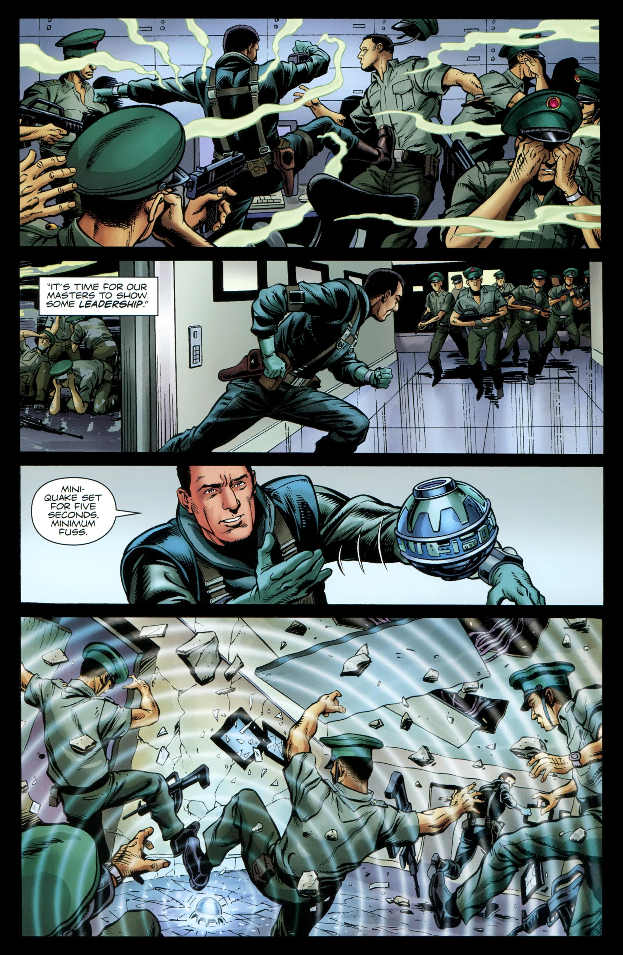 Read online Secret Service comic -  Issue #3 - 6