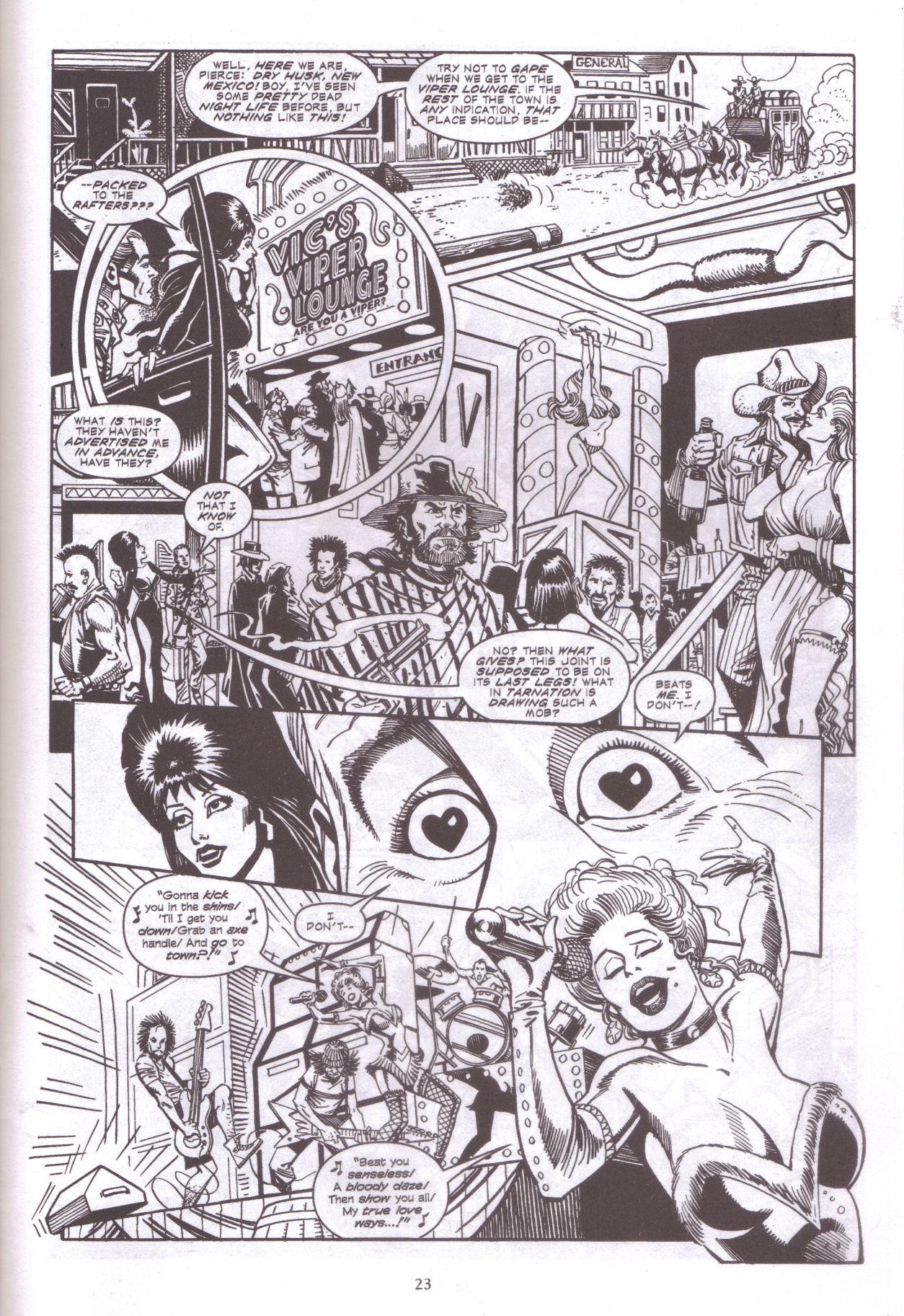Read online Elvira, Mistress of the Dark comic -  Issue #159 - 25