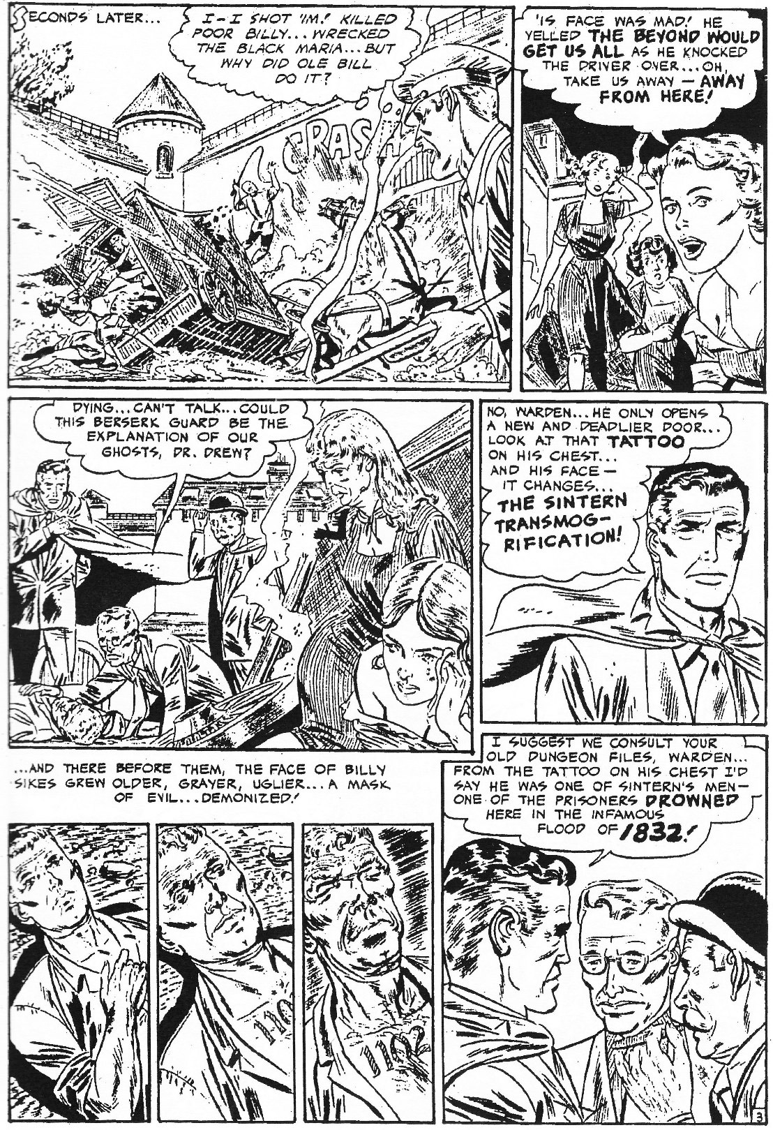 Read online Men of Mystery Comics comic -  Issue #70 - 45