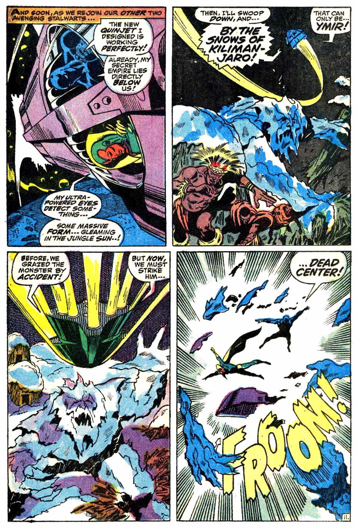 The Avengers (1963) 61 Page 11