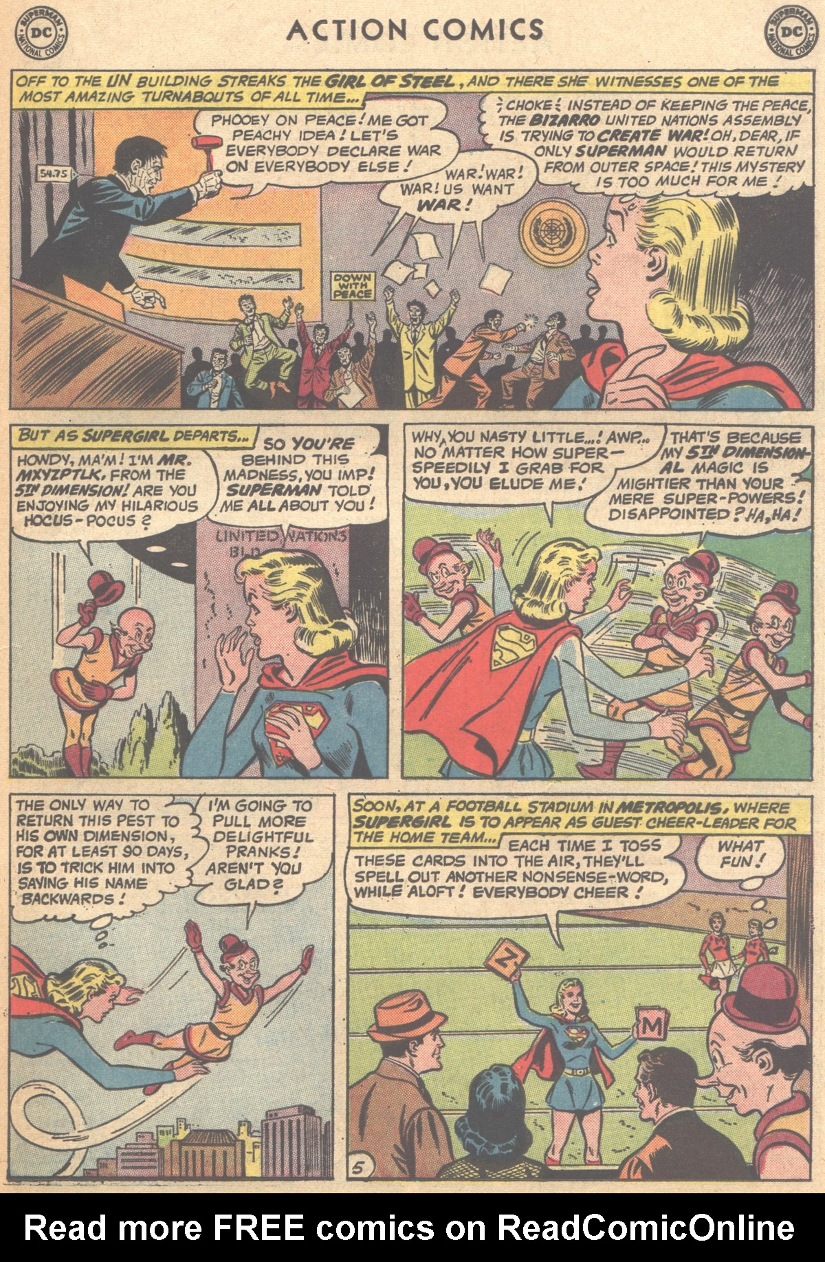 Read online Action Comics (1938) comic -  Issue #291 - 23