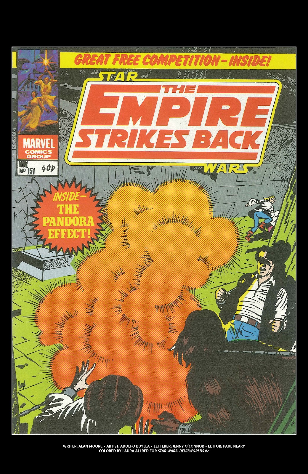 Read online Star Wars Legends: The Original Marvel Years - Epic Collection comic -  Issue # TPB 3 (Part 4) - 95