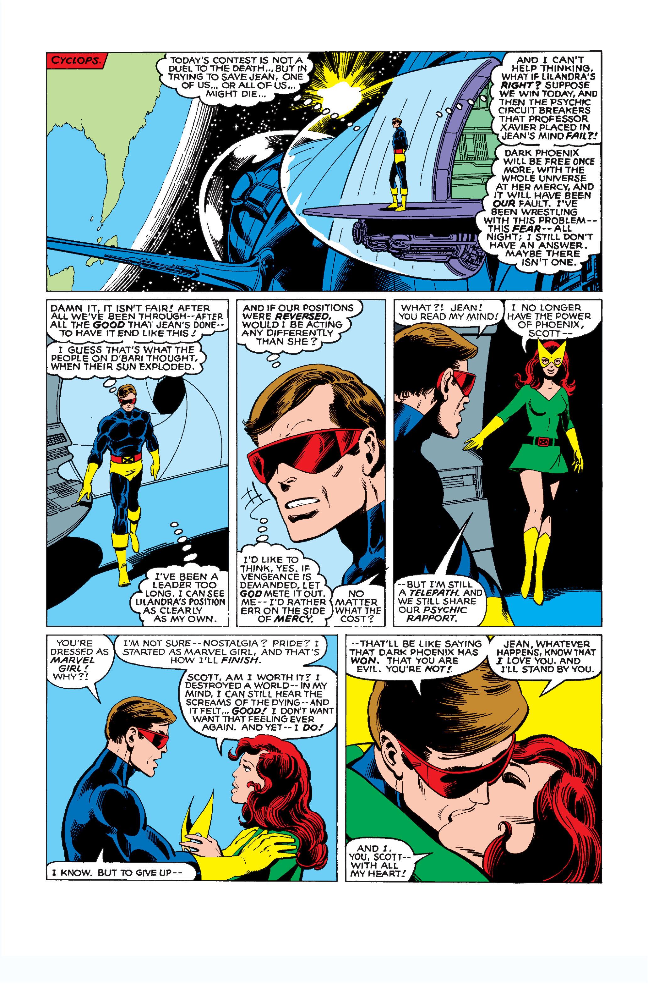 Uncanny X-Men (1963) 137 Page 10