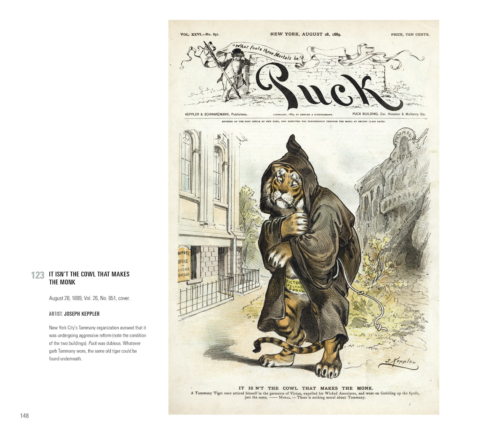 Read online What Fools These Mortals Be!: The Story of Puck Magazine comic -  Issue # TPB (Part 2) - 48