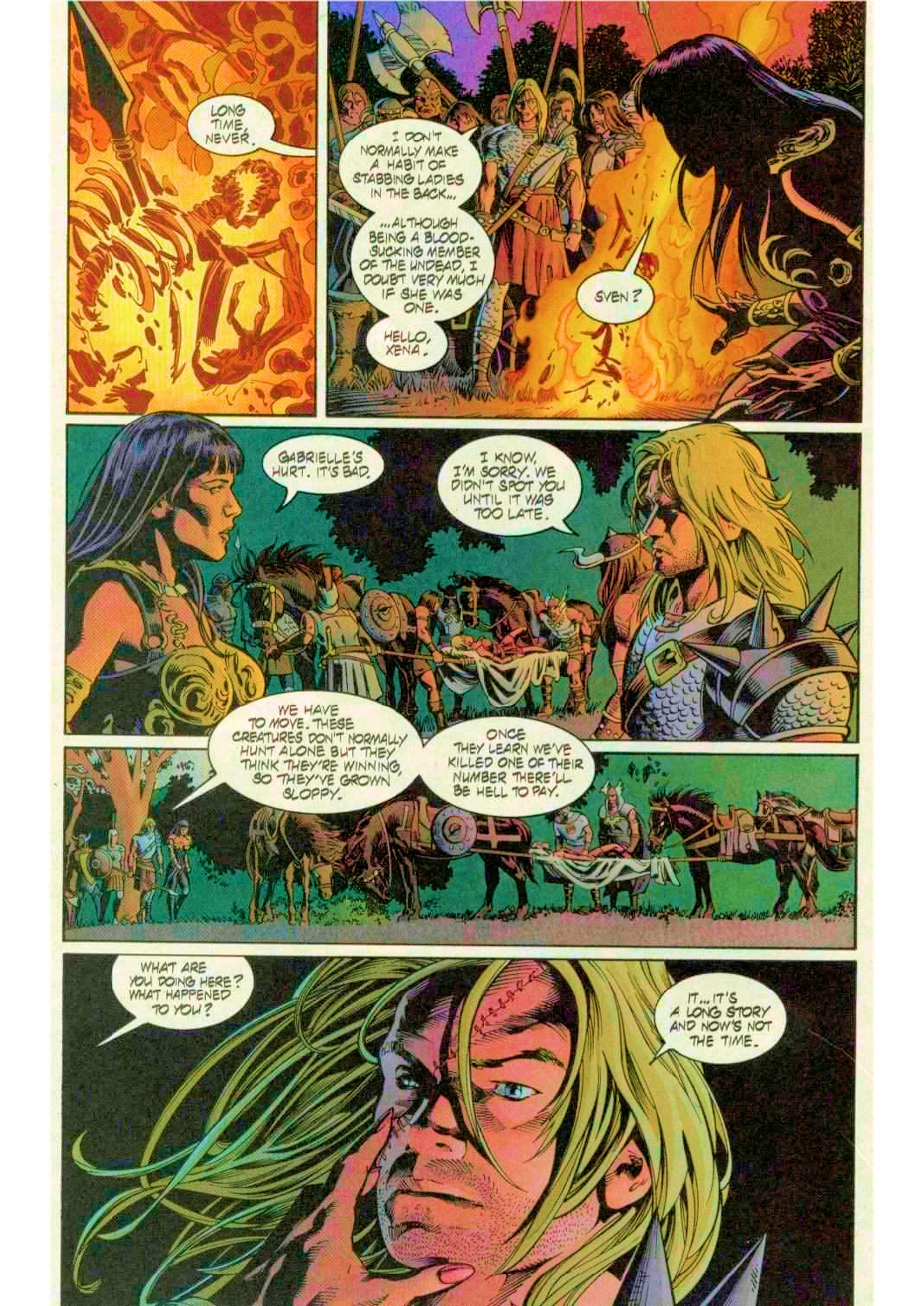 Read online Xena: Warrior Princess (1999) comic -  Issue #12 - 10