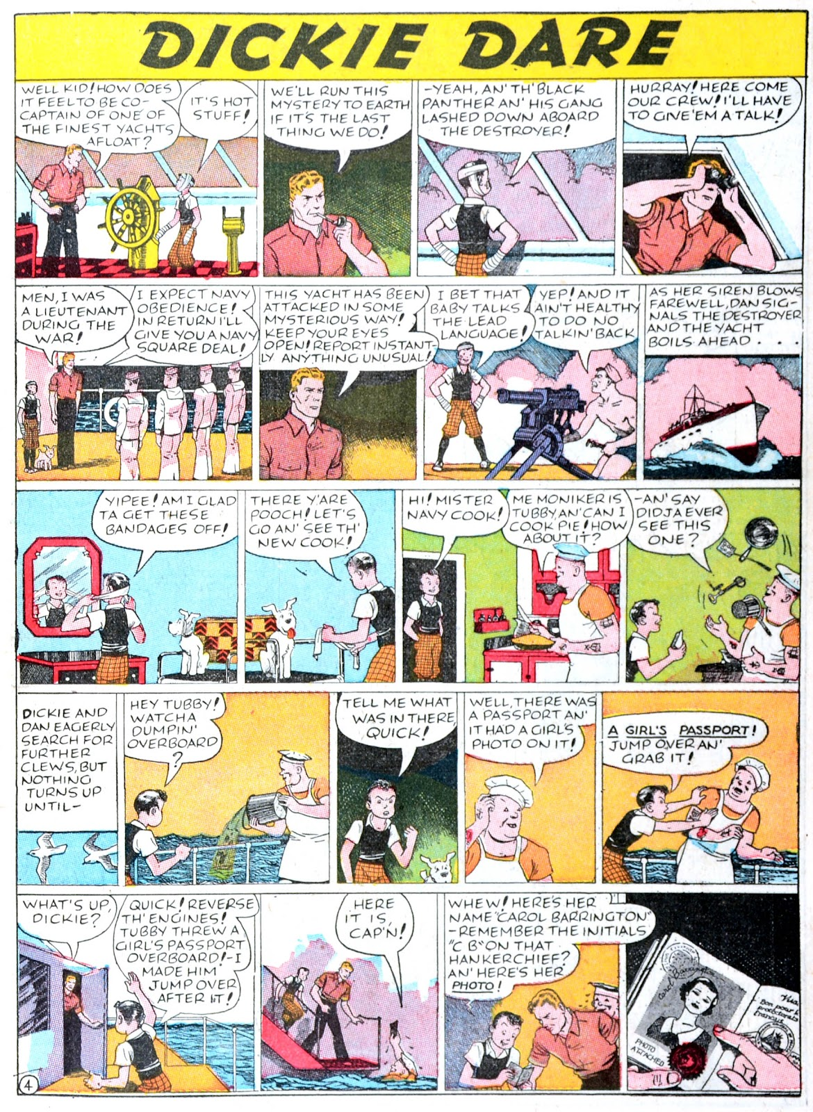 Read online Famous Funnies comic -  Issue #43 - 29