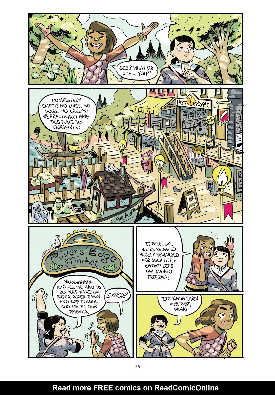 Read online Girl Town comic -  Issue # TPB (Part 1) - 27
