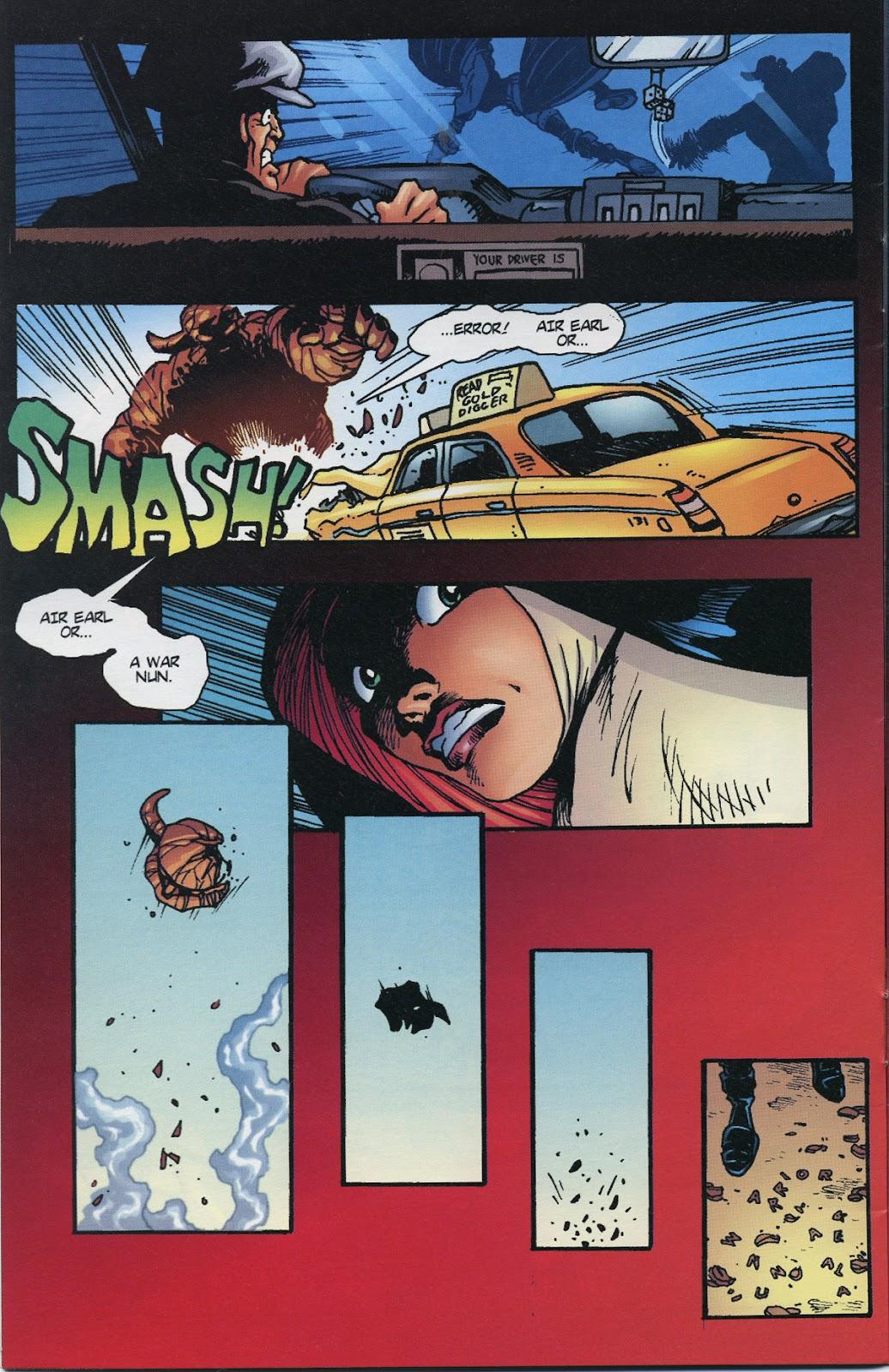 Warrior Nun Areala (1997) Issue #6 #6 - English 22